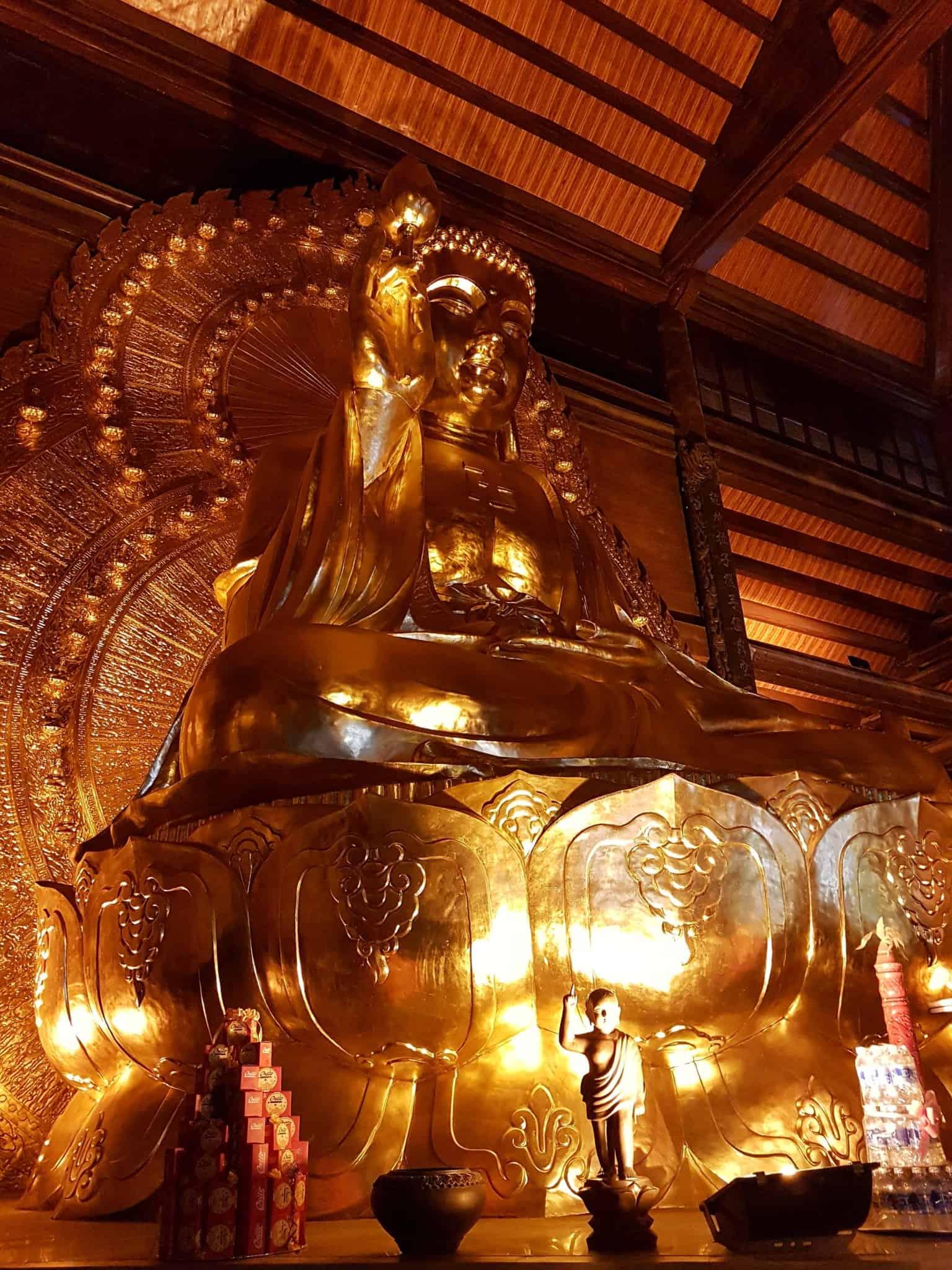 Vietnam, l'incontournable temple de Bai Dinh aux 500 statues 🛕 25