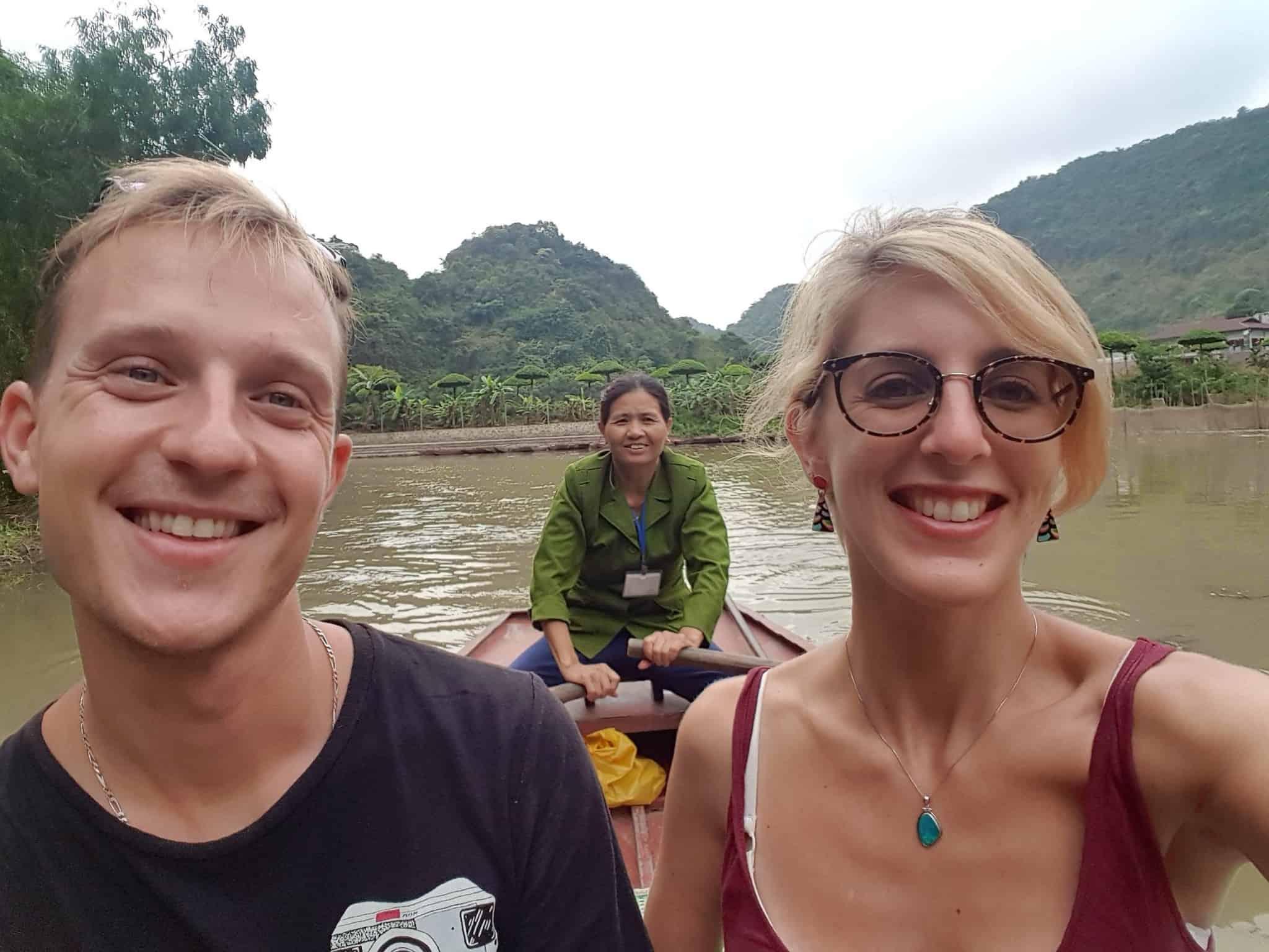Vietnam, la charmante Pagode Bich Dông 🕯 31