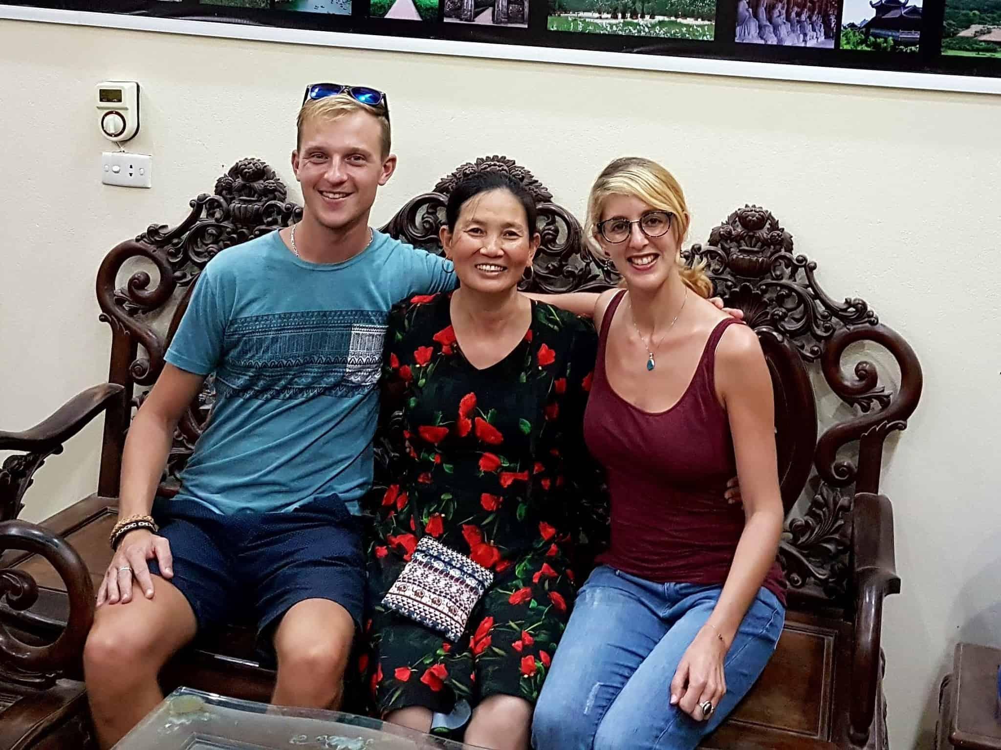Vietnam, la vue spectaculaire sur Tam Coc depuis la Lying Dragon Mountain 😍 13