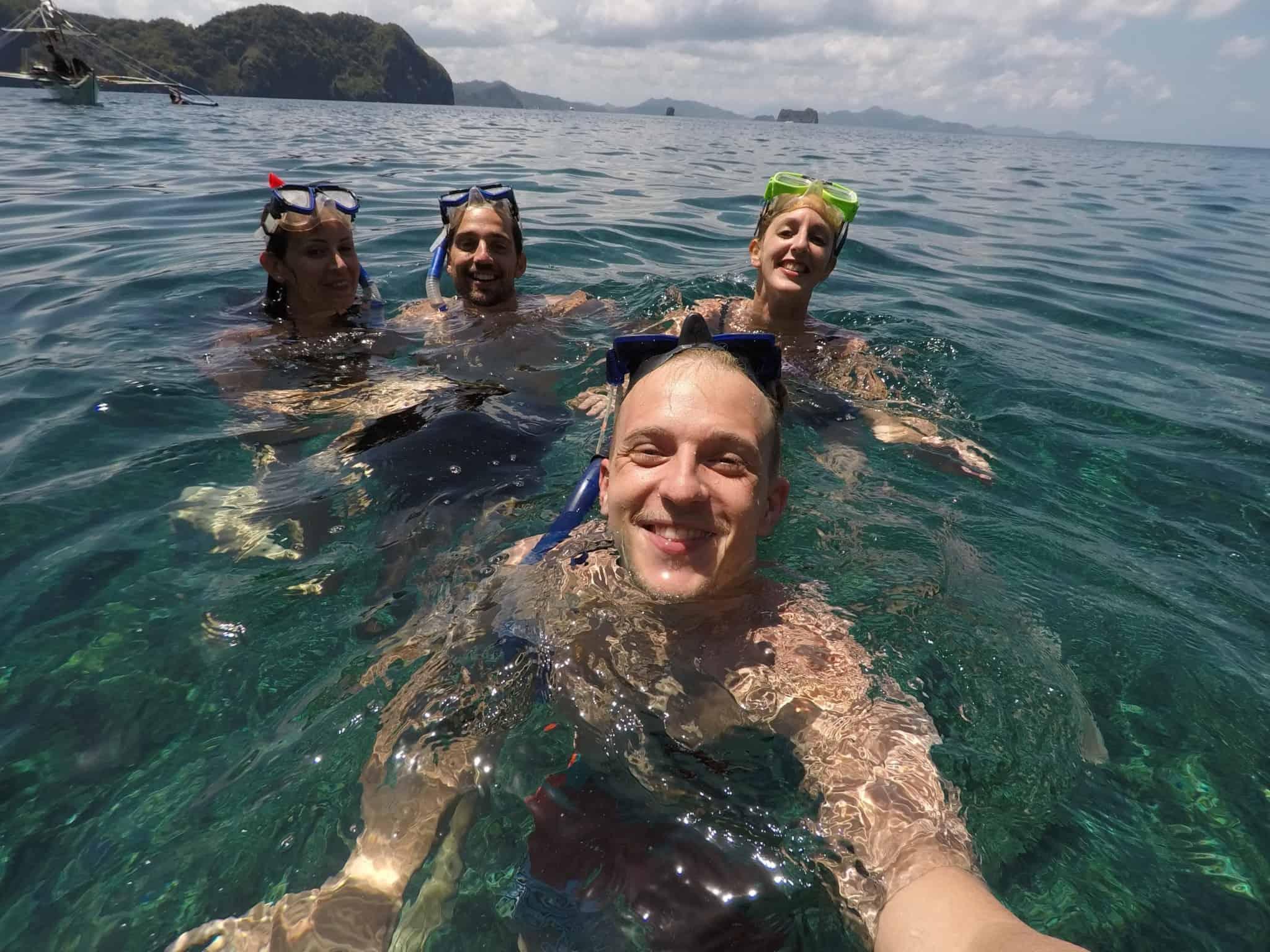 Philippines, tour en bateau dans les îles d'El Nido 🌴 22