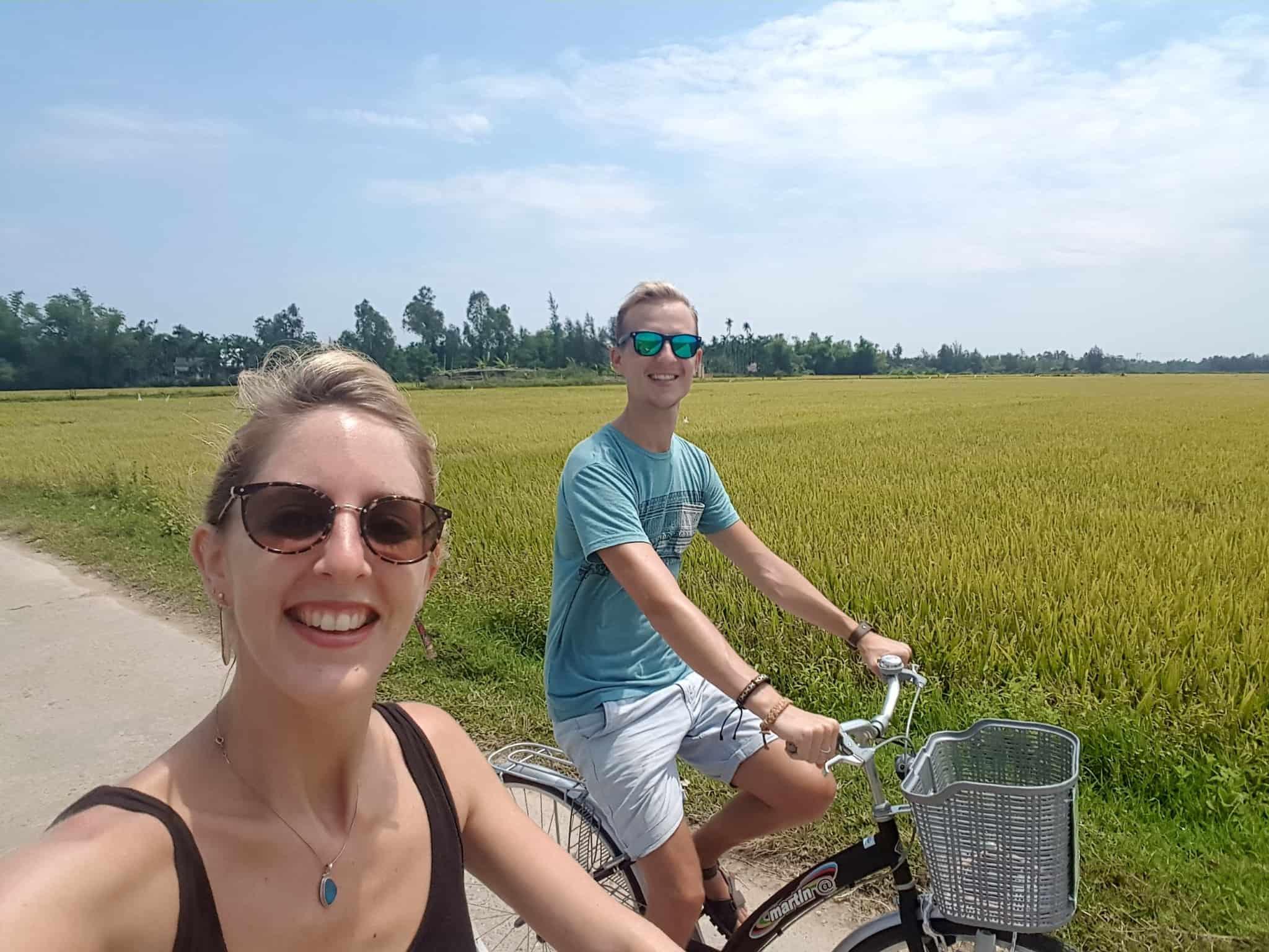 Vietnam, balade à vélo dans la campagne de Hoi An 🚴 4
