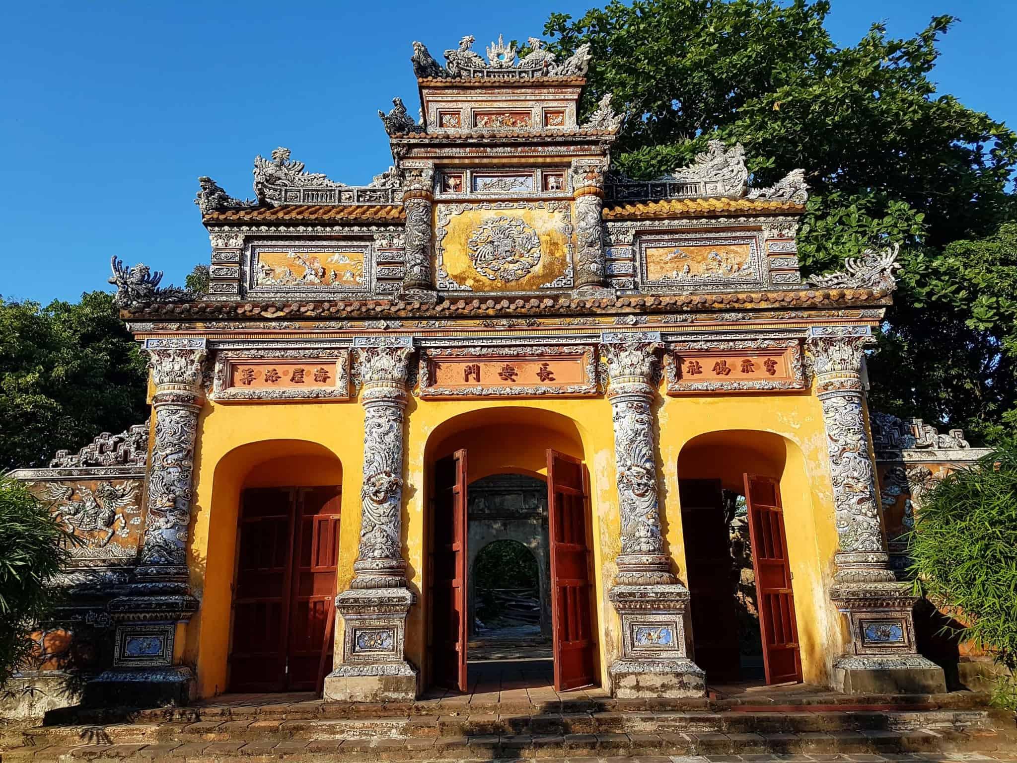 Vietnam, la magnifique cité impériale de Hué 🏯 21
