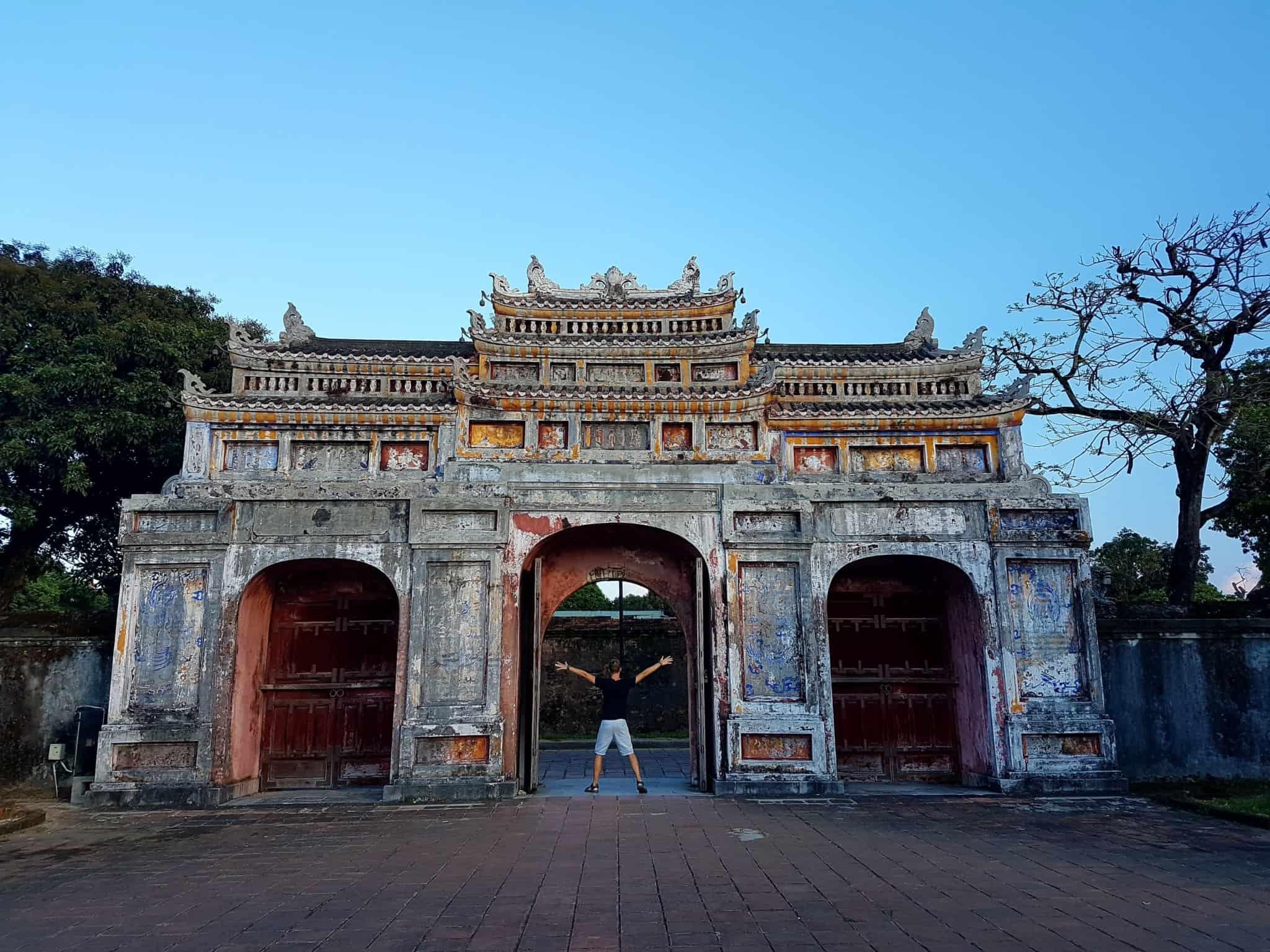 Vietnam, la magnifique cité impériale de Hué 🏯 20