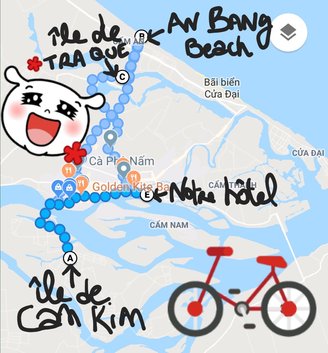 Vietnam, balade à vélo dans la campagne de Hoi An 🚴 2