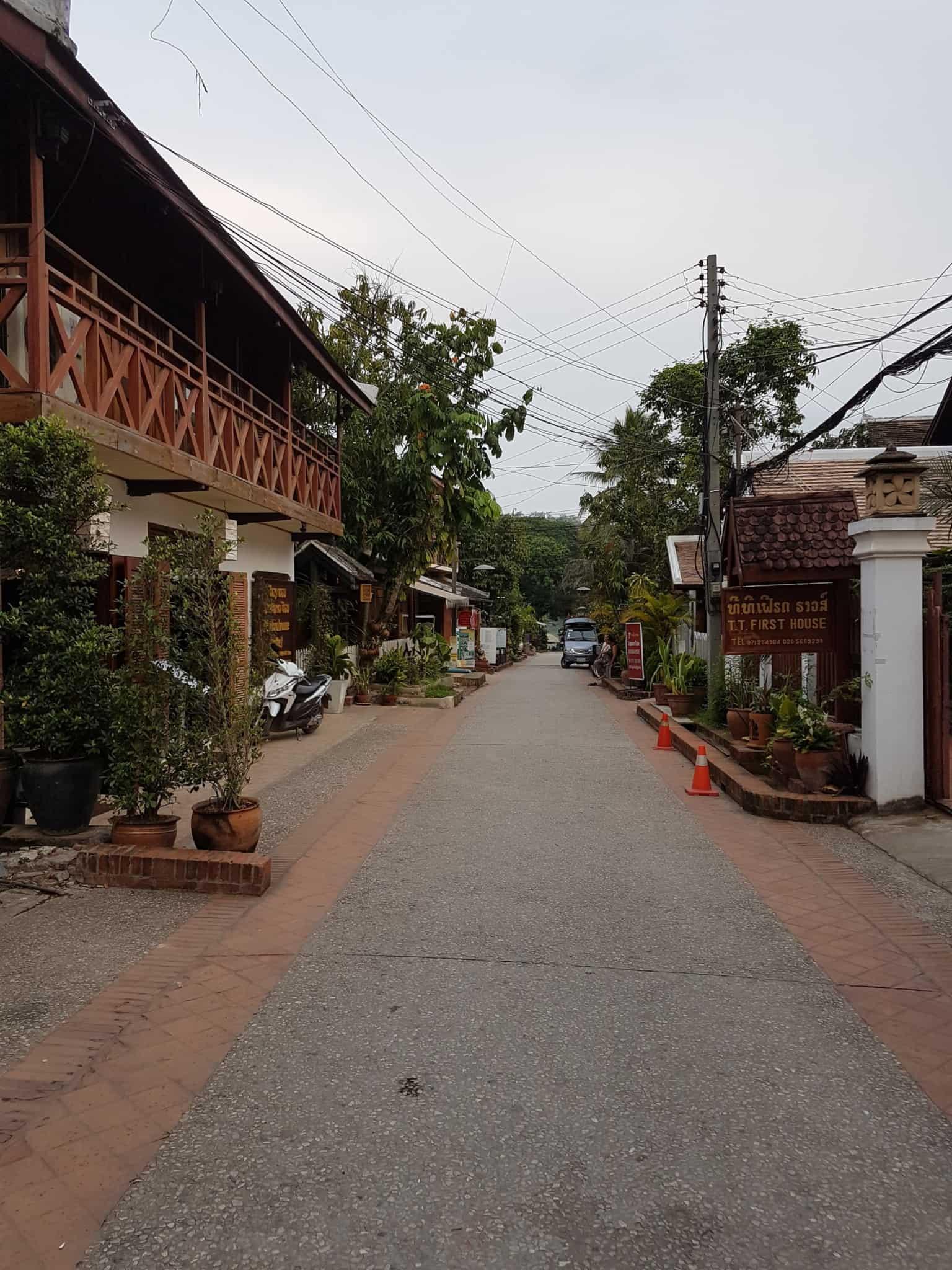 Laos, les magnifiques temples de Luang Prabang 🏯 1