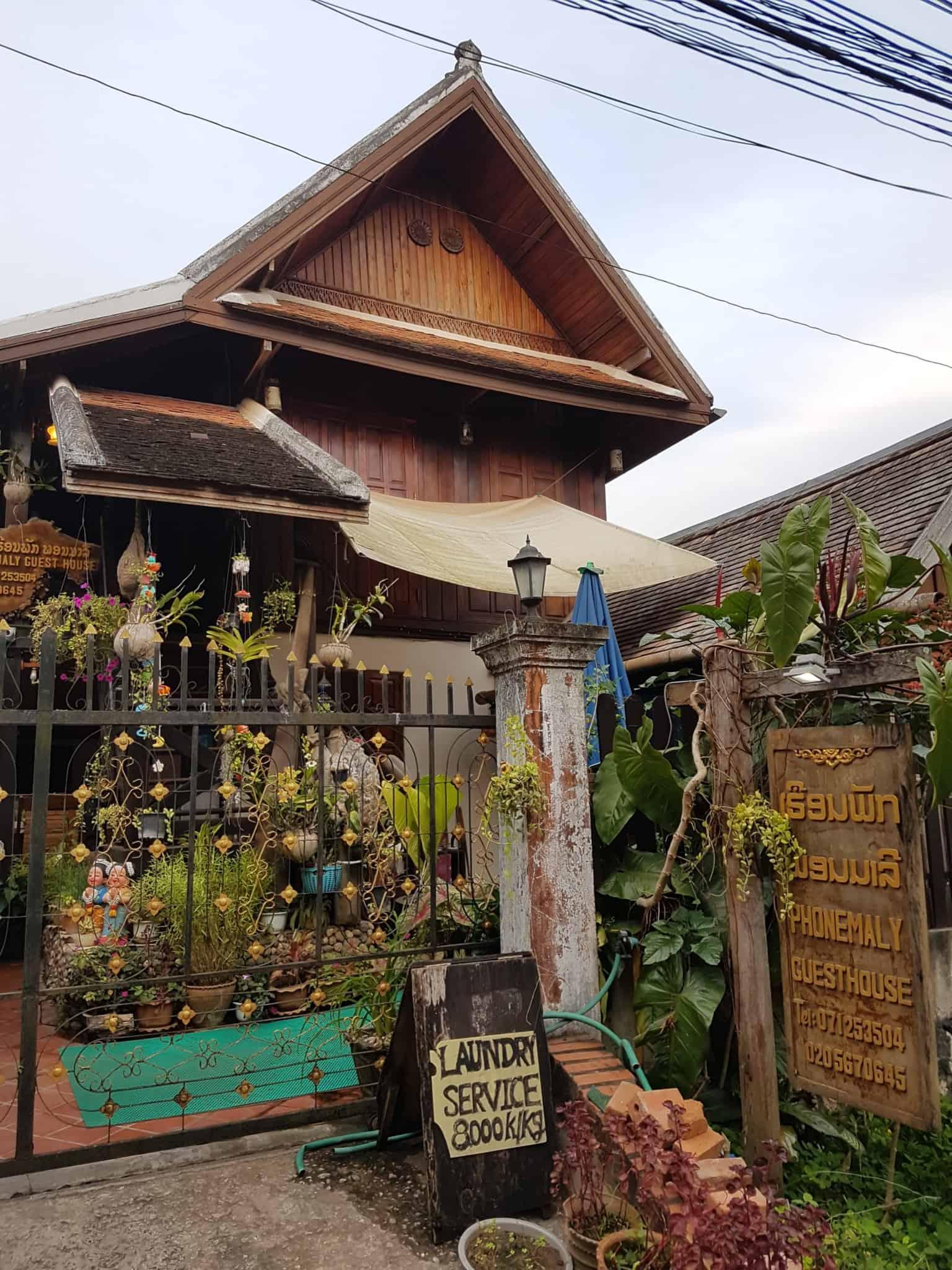 Laos, les magnifiques temples de Luang Prabang 🏯 3