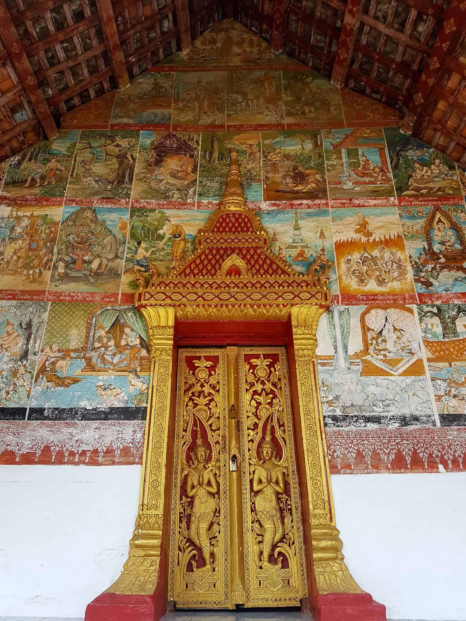 Laos, les magnifiques temples de Luang Prabang 🏯 10