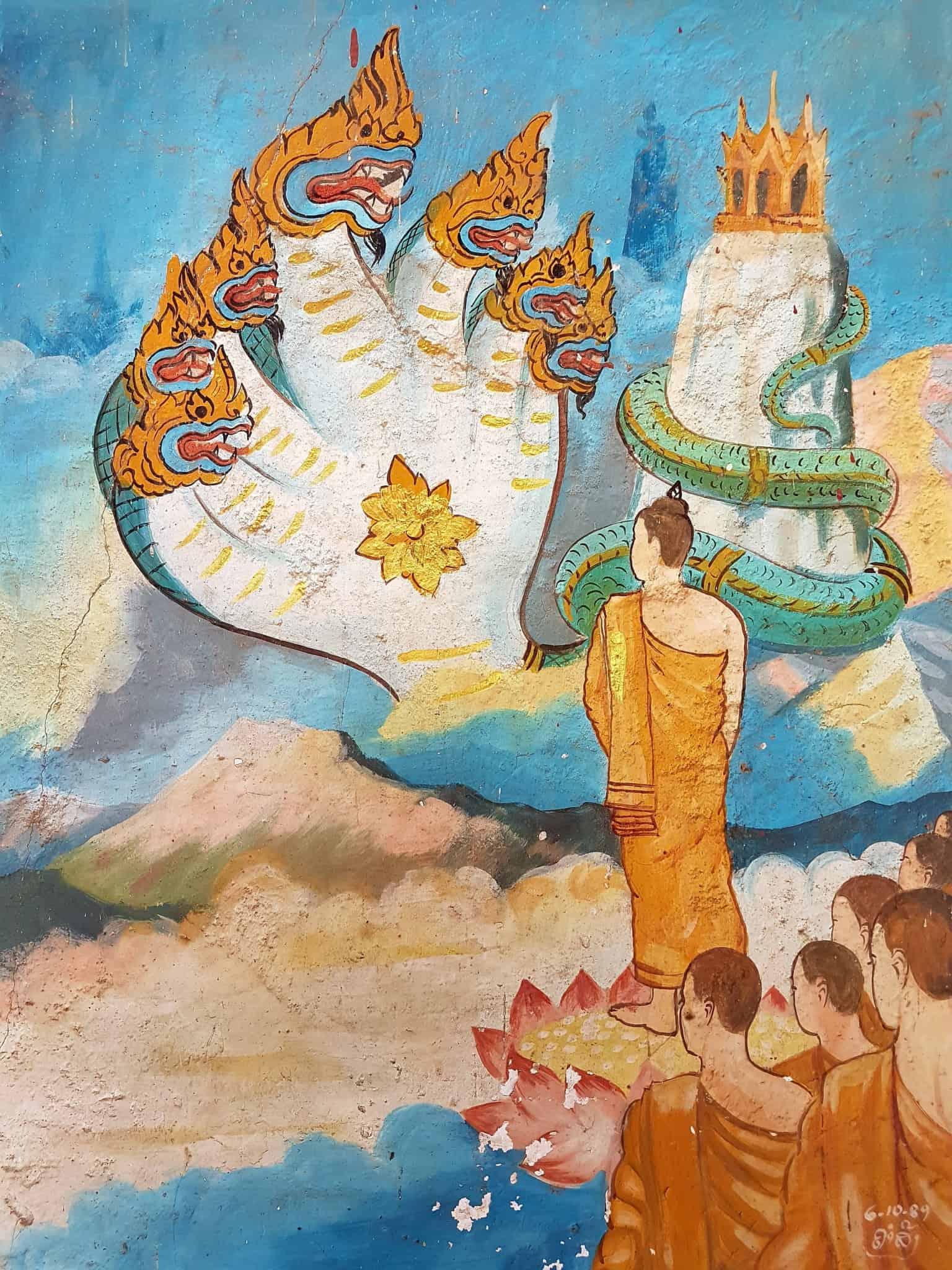 Laos, les magnifiques temples de Luang Prabang 🏯 9