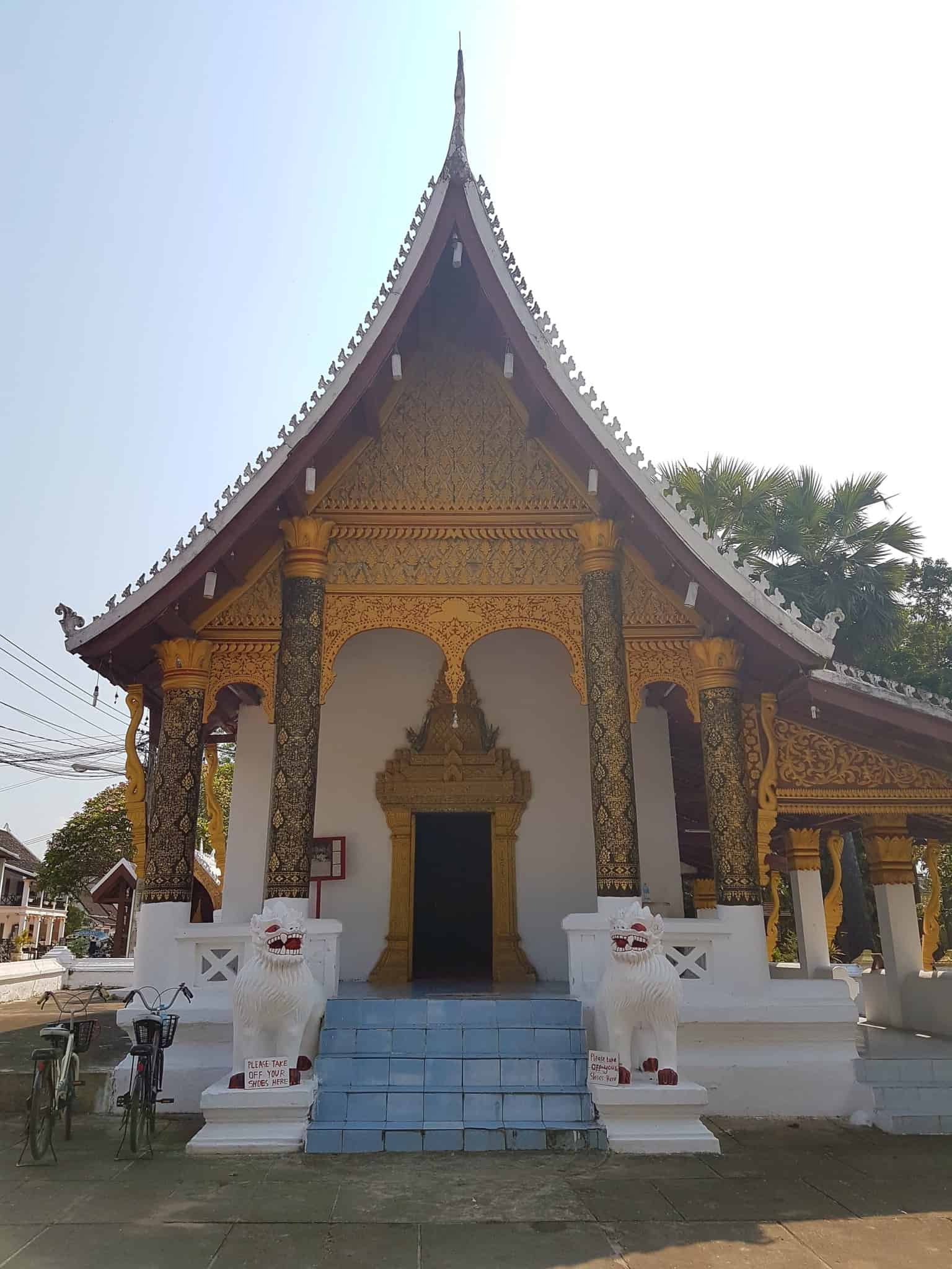 Laos, les magnifiques temples de Luang Prabang 🏯 24