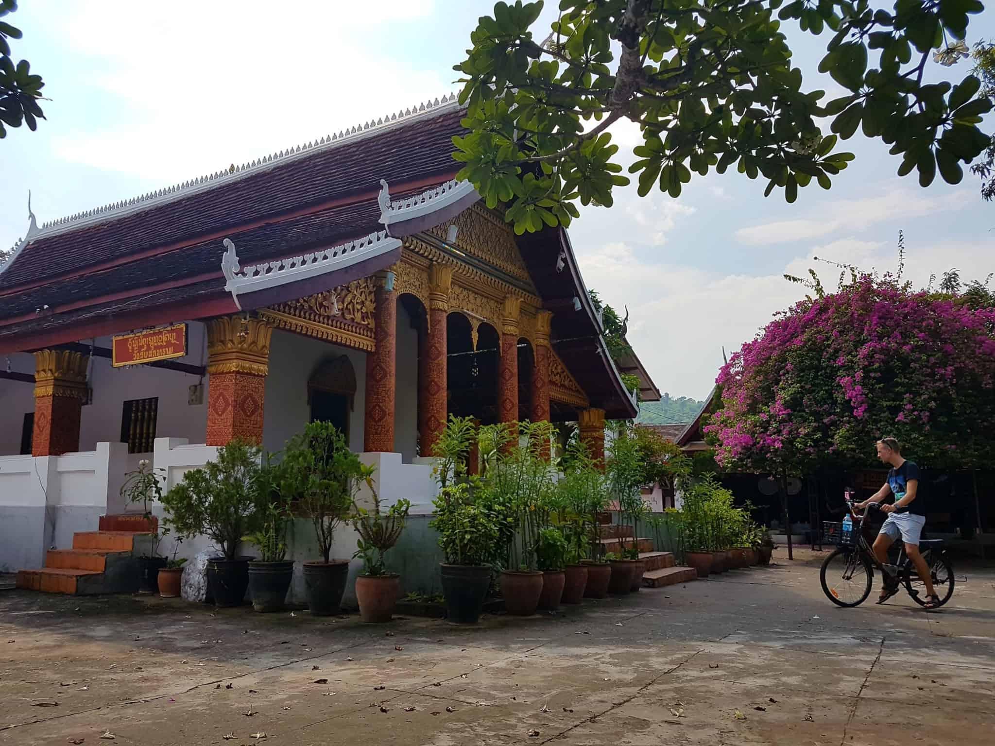 Laos, les magnifiques temples de Luang Prabang 🏯 28