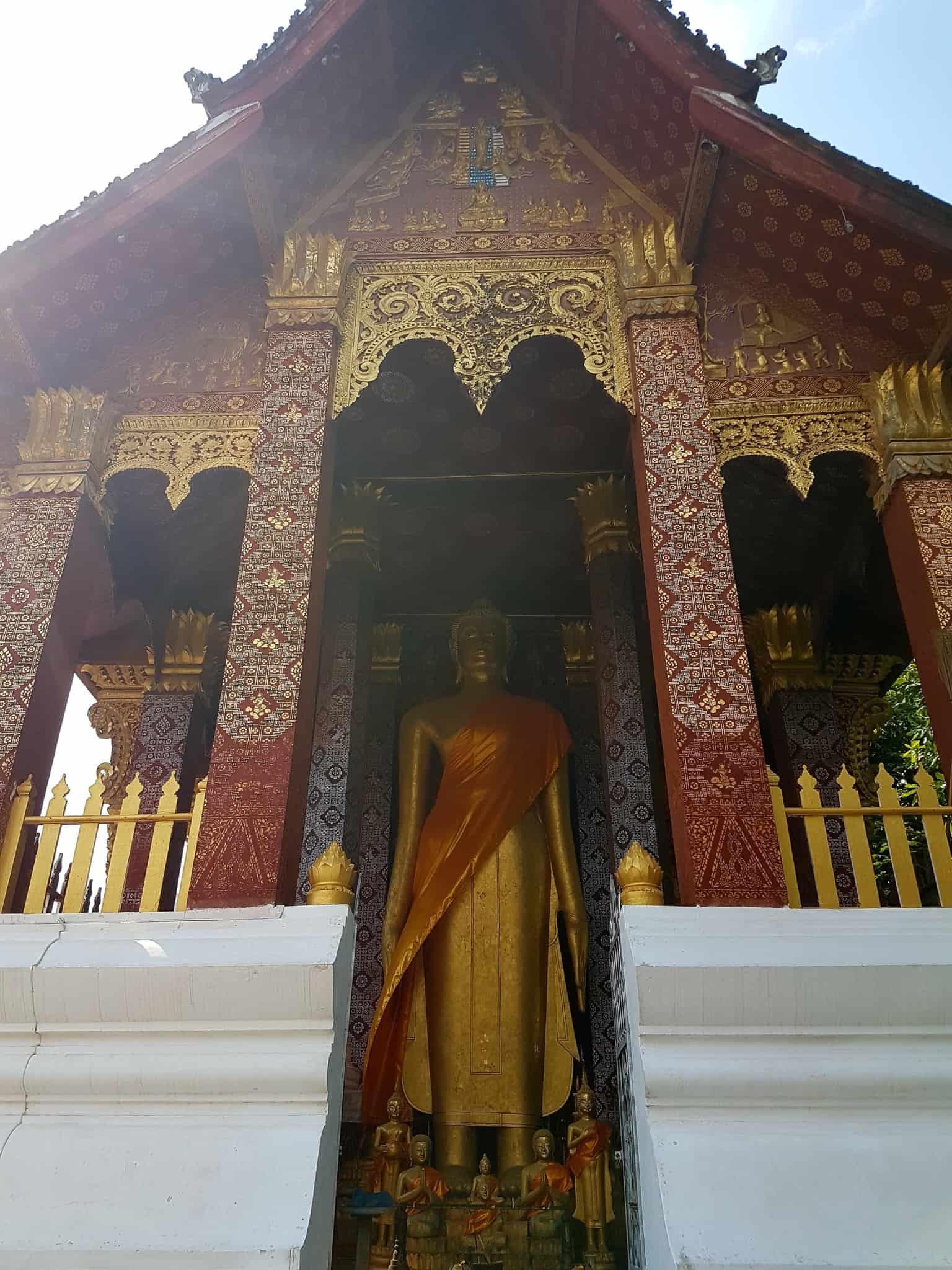Laos, les magnifiques temples de Luang Prabang 🏯 32