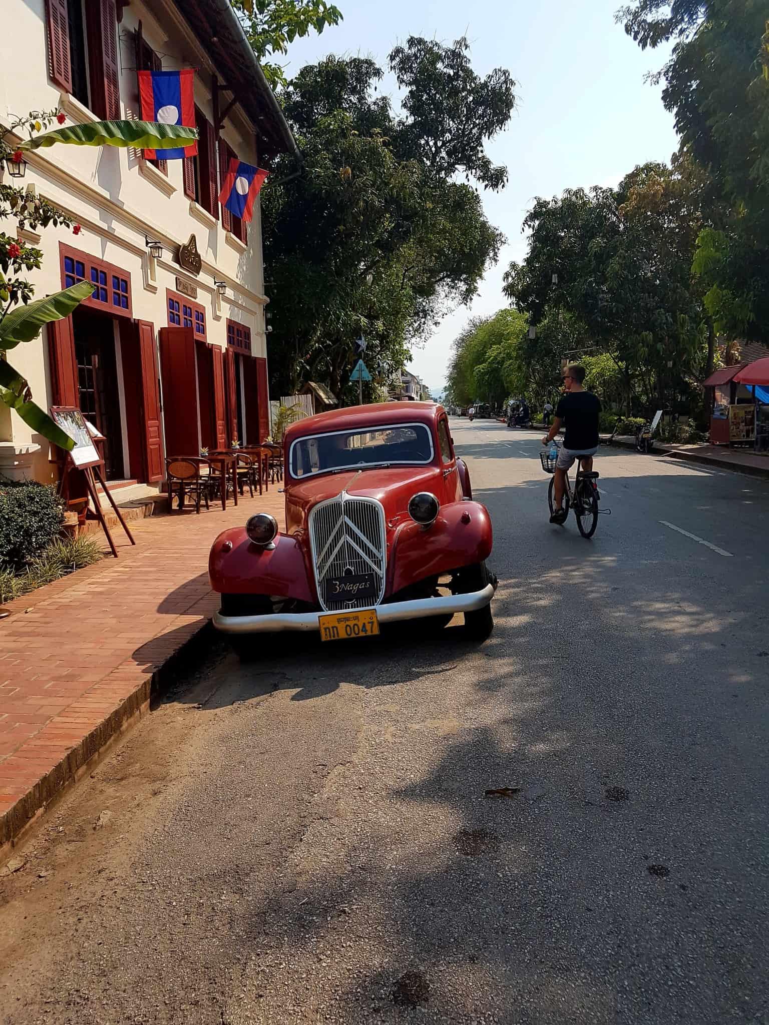 Laos, les magnifiques temples de Luang Prabang 🏯 33