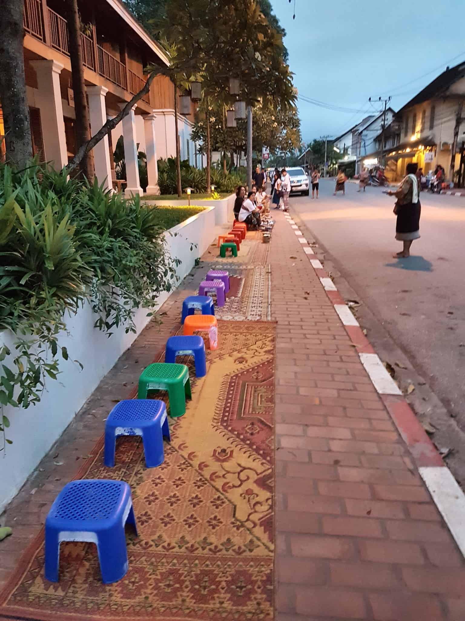 Laos, coucher de soleil depuis le Mont Phousi 🌄 11