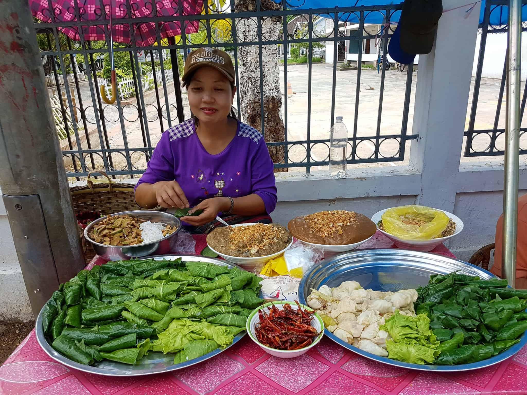 Laos, coucher de soleil depuis le Mont Phousi 🌄 15