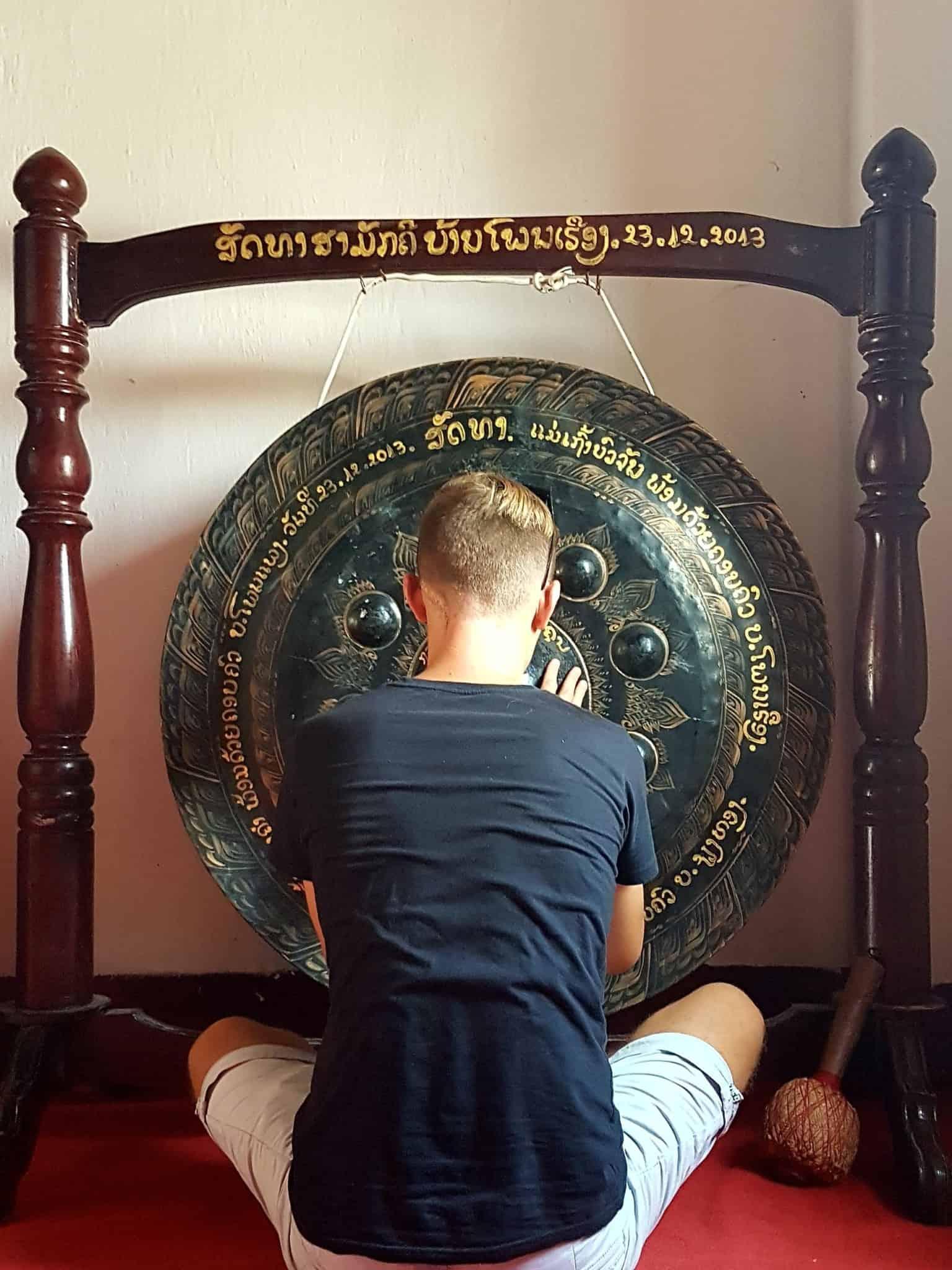 Laos, les magnifiques temples de Luang Prabang 🏯 25