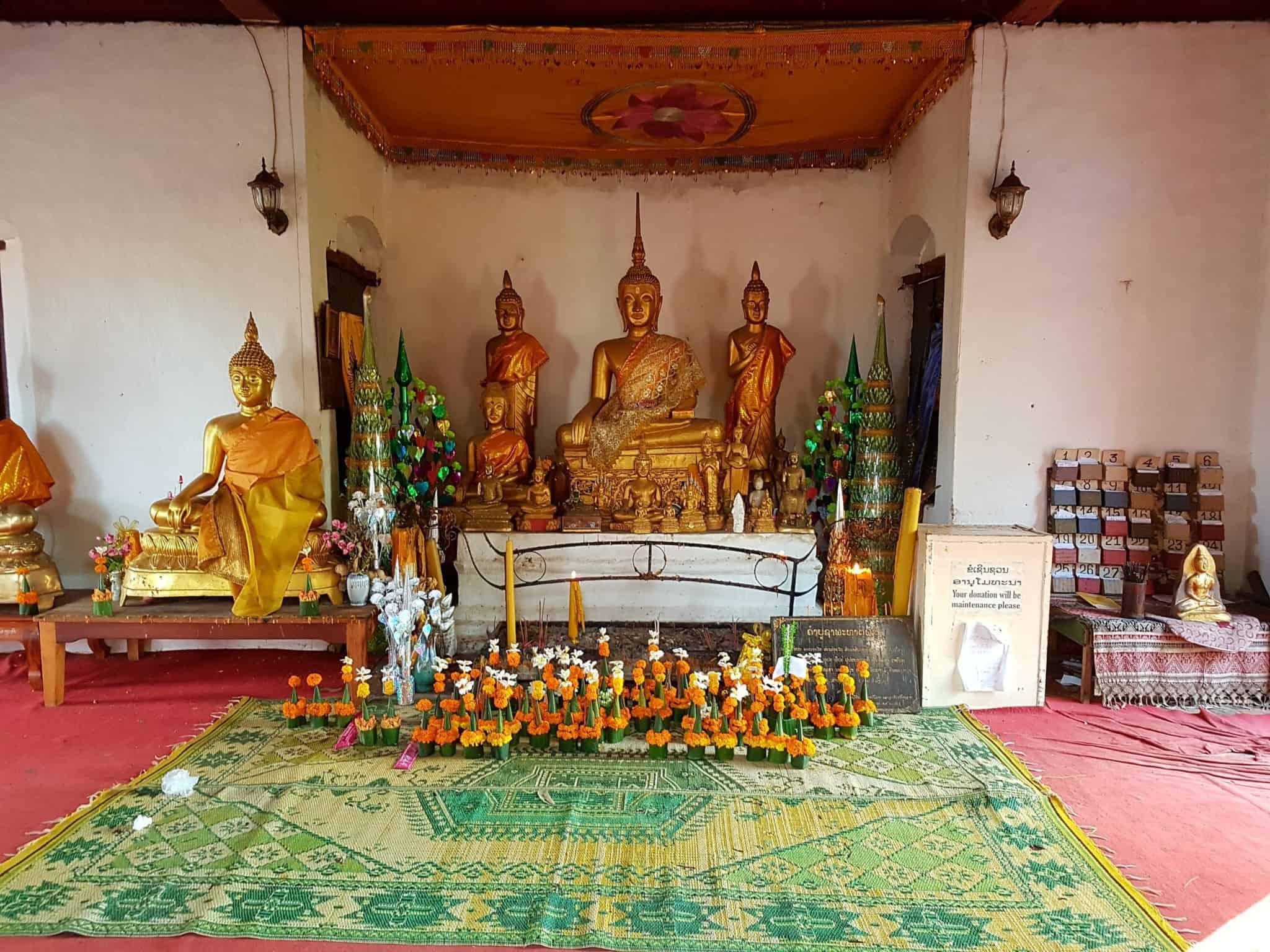 Laos, coucher de soleil depuis le Mont Phousi 🌄 18
