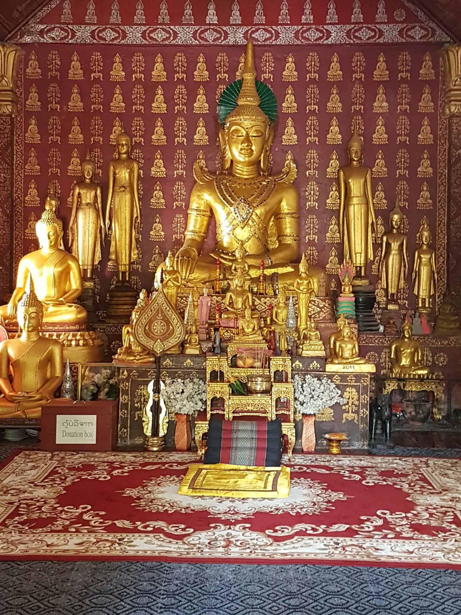Laos, les magnifiques temples de Luang Prabang 🏯 30