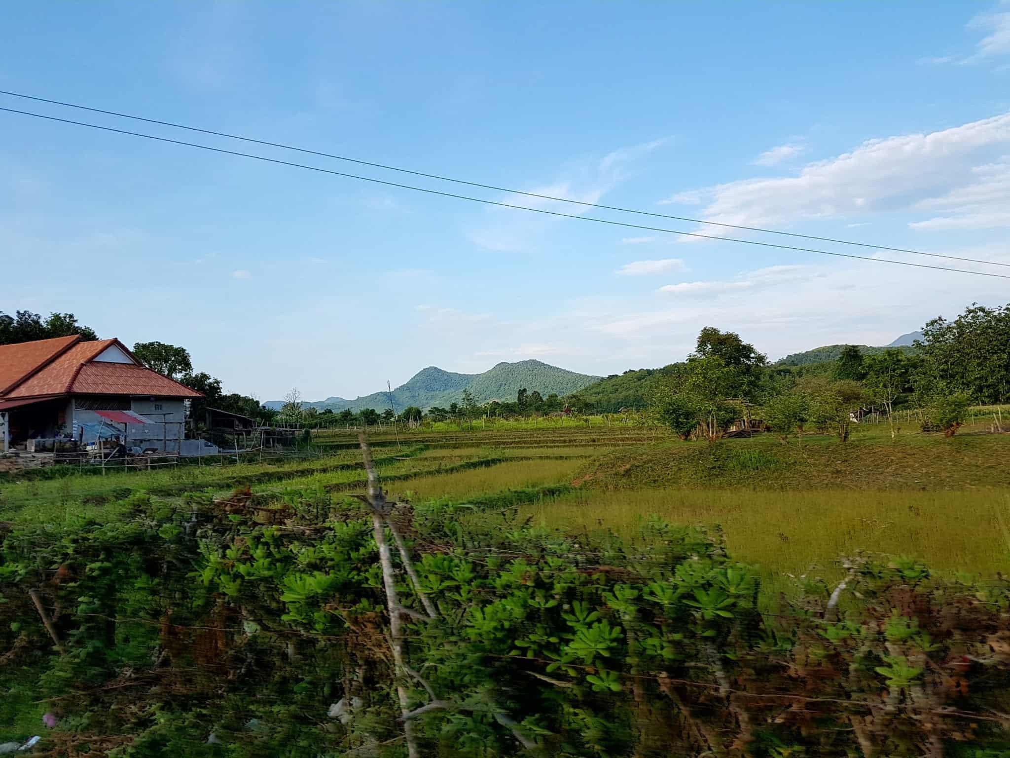 Laos, Kuang Si Waterfall une cascade à couper le souffle 👙 2