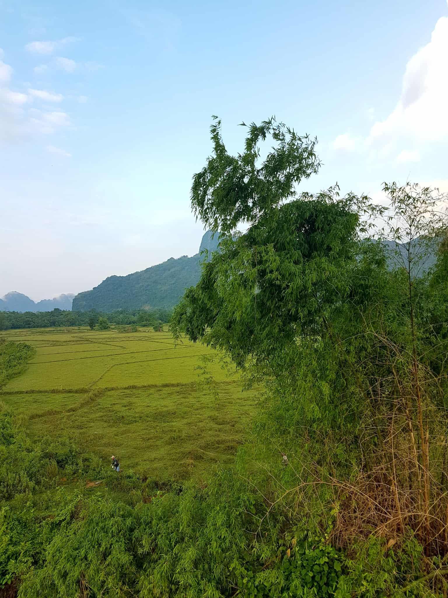 Laos, un vol en montgolfière au dessus de Vang Vieng riche en émotions 🎈 14