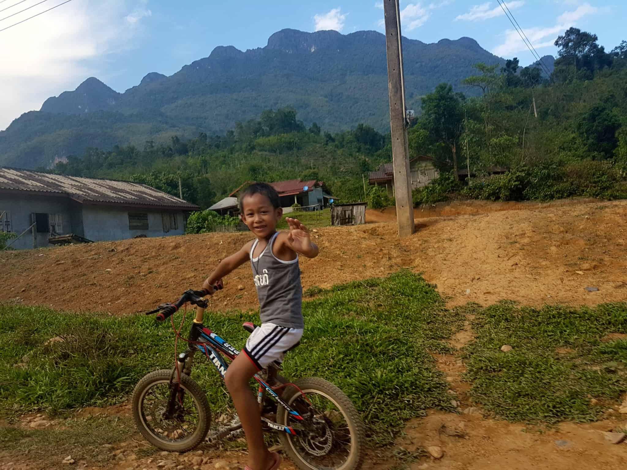 Laos, un tour en buggy qui ne se passe pas comme prévu 🏎 13