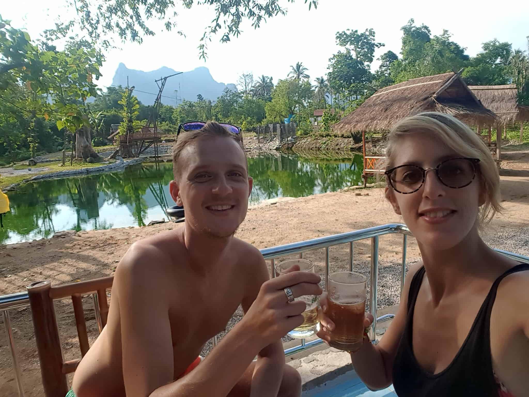 Laos, un tour en buggy qui ne se passe pas comme prévu 🏎 18