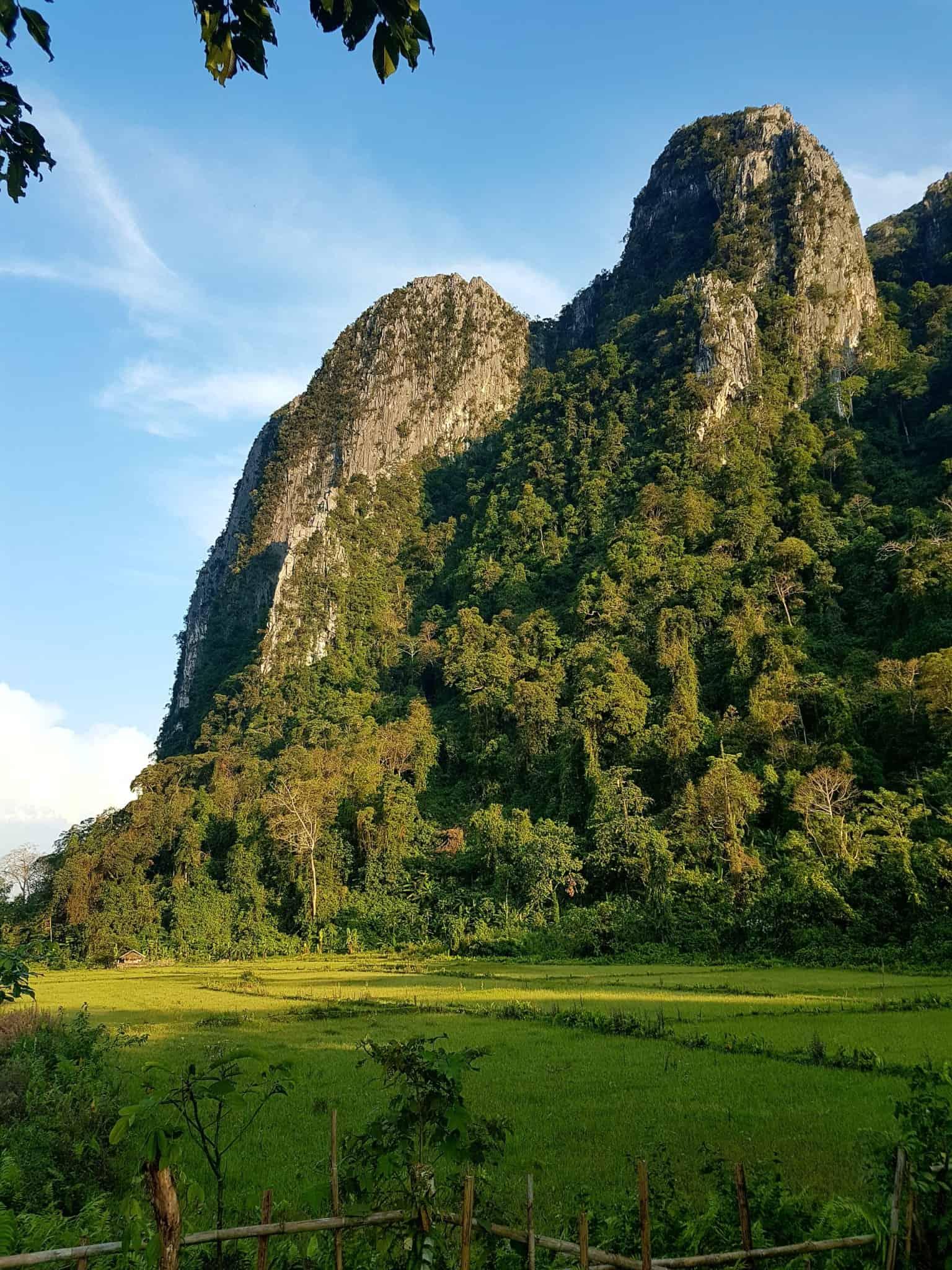 Laos, un tour en buggy qui ne se passe pas comme prévu 🏎 17