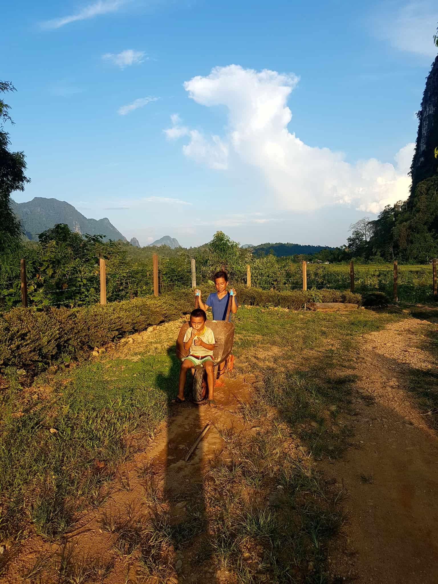 Laos, un tour en buggy qui ne se passe pas comme prévu 🏎 14
