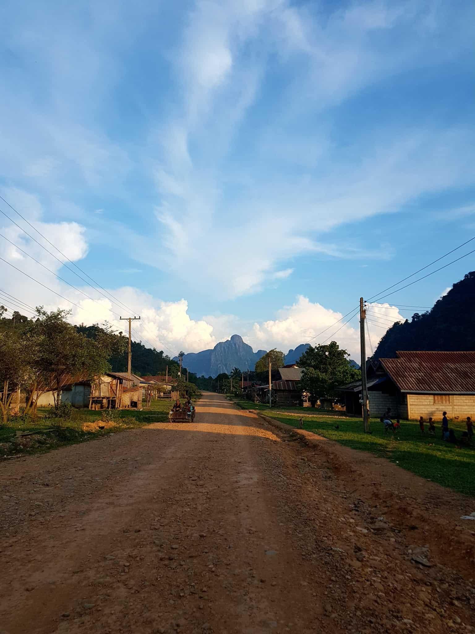 Laos, un tour en buggy qui ne se passe pas comme prévu 🏎 19