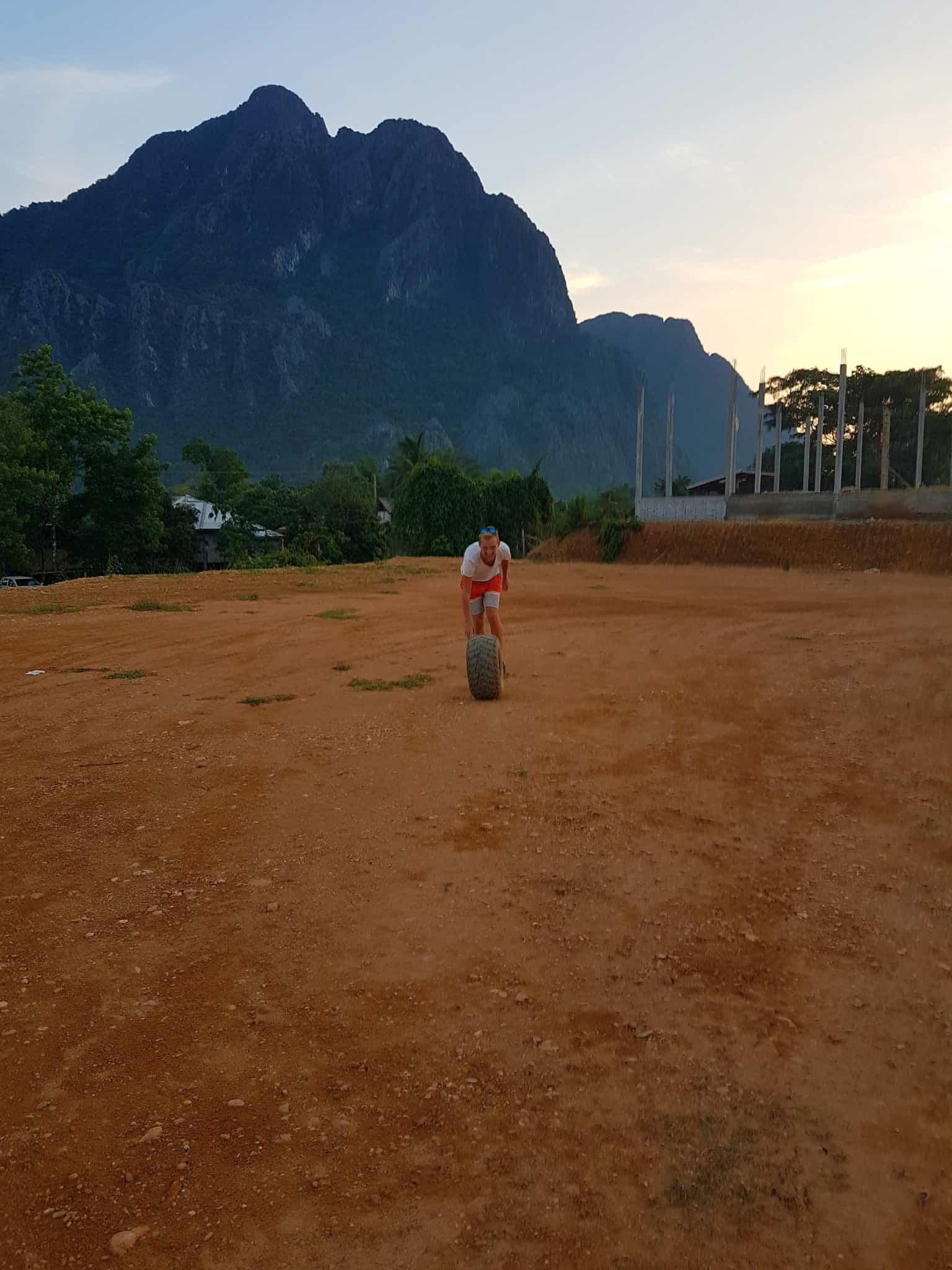 Laos, un tour en buggy qui ne se passe pas comme prévu 🏎 24