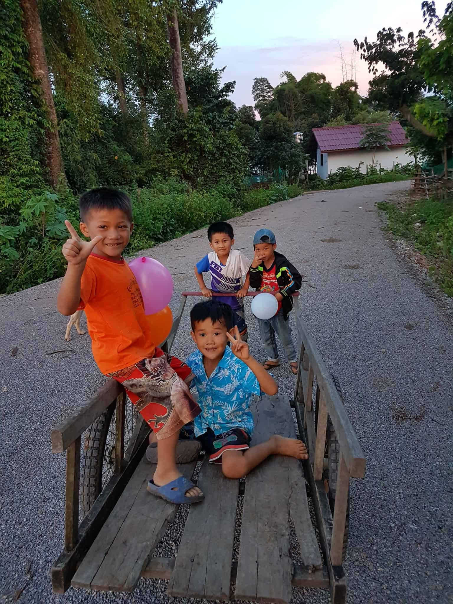 Laos, imprévus sur la boucle de Thakhek 🤒 7