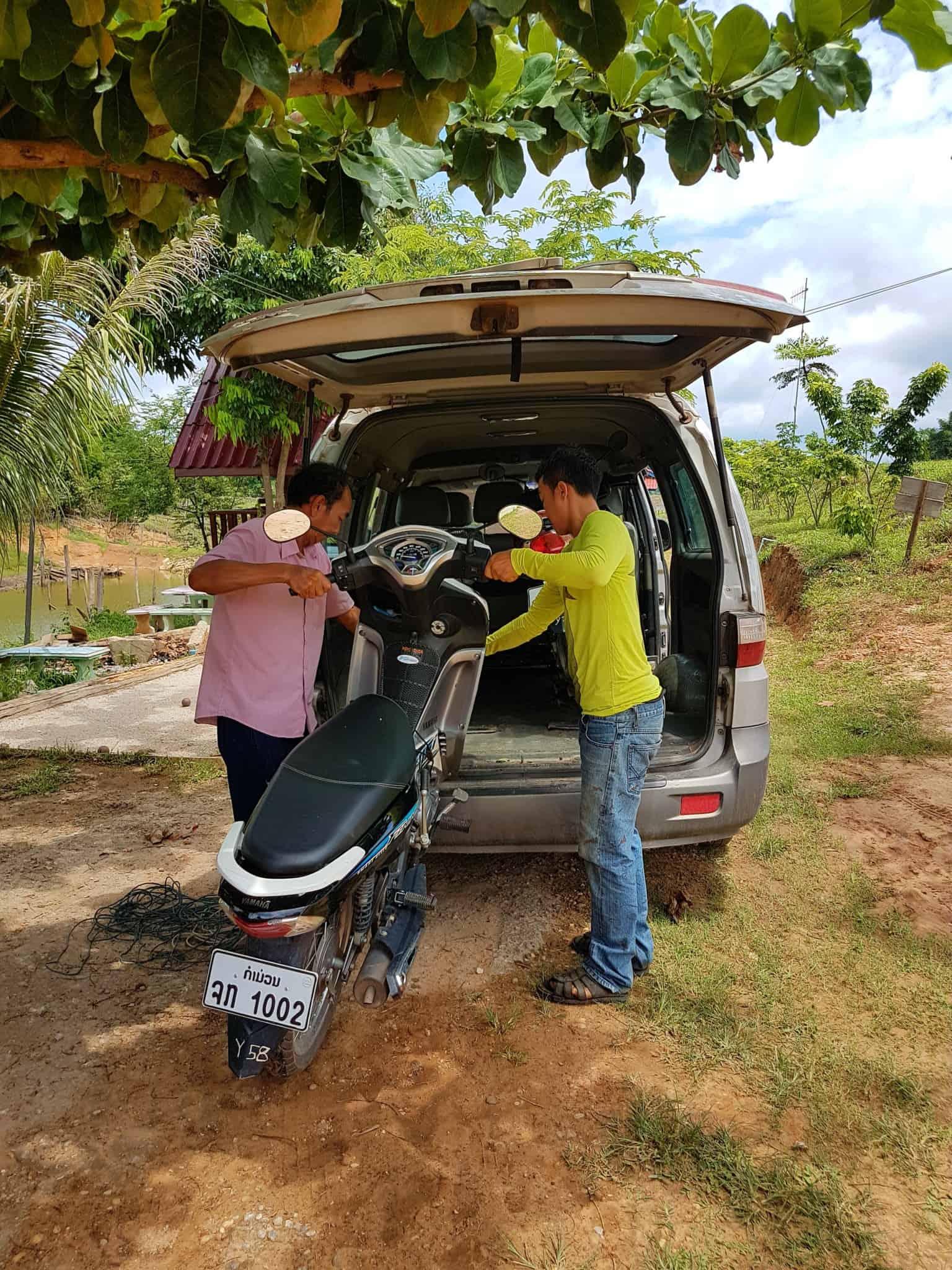 Laos, imprévus sur la boucle de Thakhek 🤒 14
