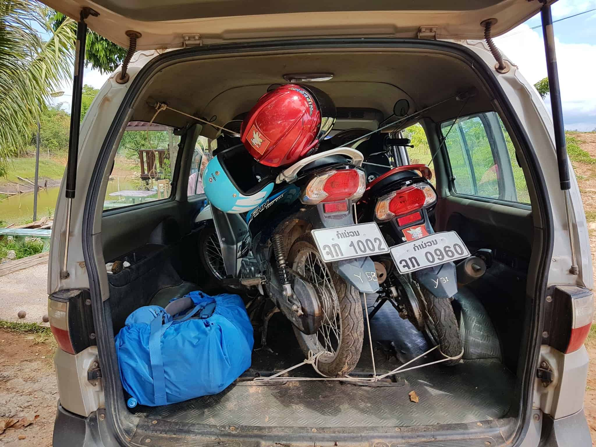Laos, imprévus sur la boucle de Thakhek 🤒 15