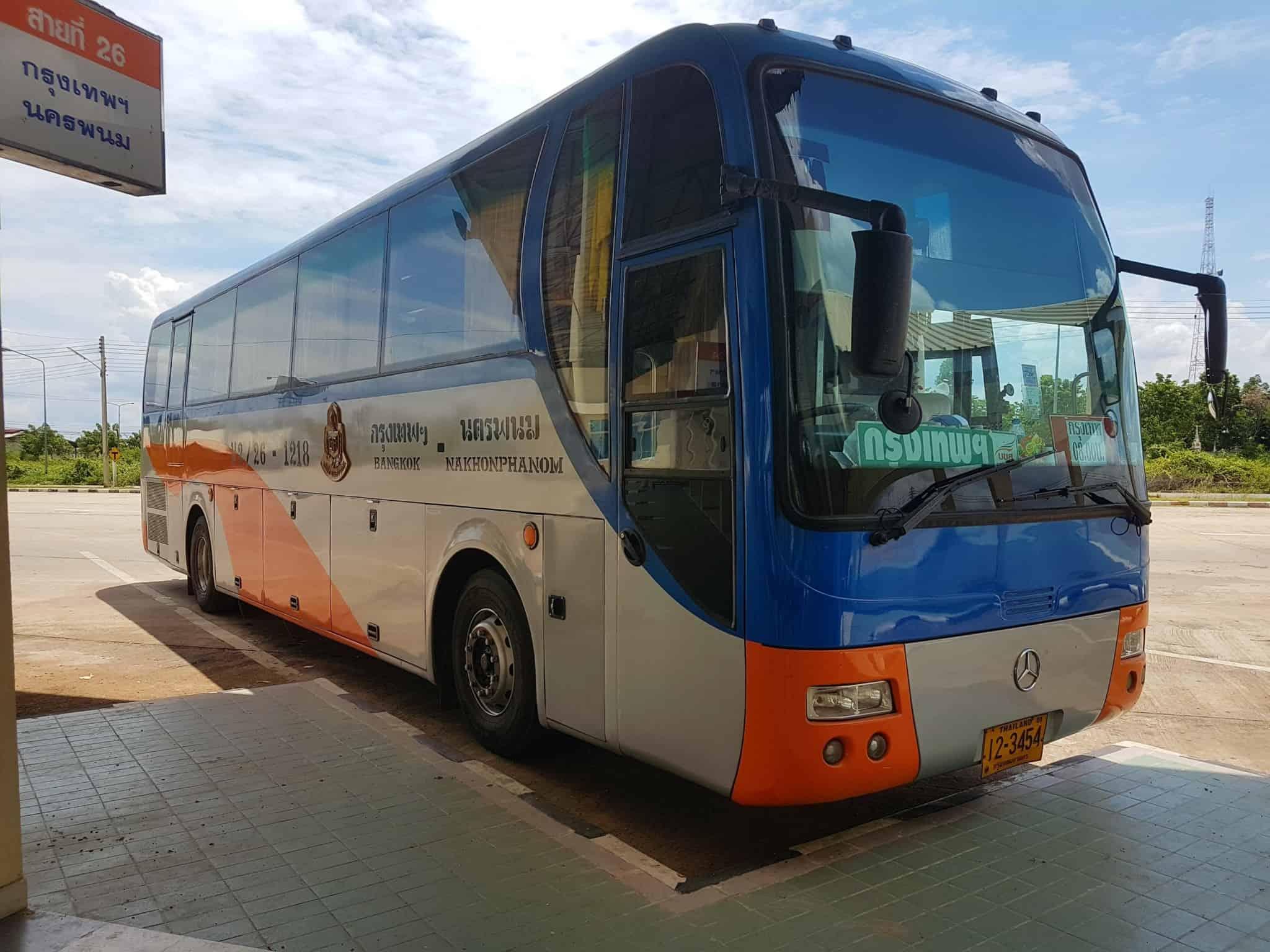 Thaïlande, d'interminables heures de bus qui nous font craquer notre slip 🩲 1