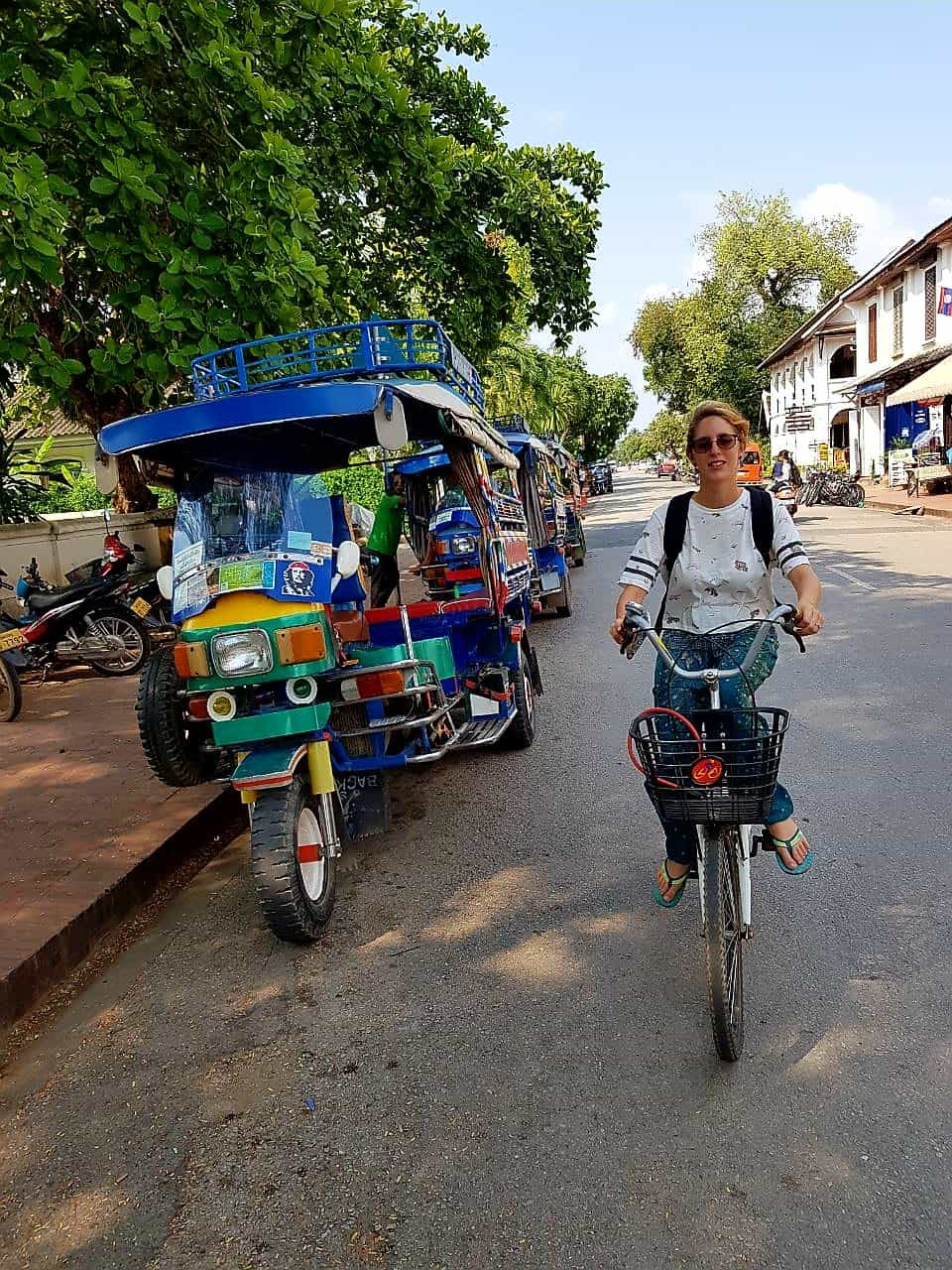Laos, les magnifiques temples de Luang Prabang 🏯 34