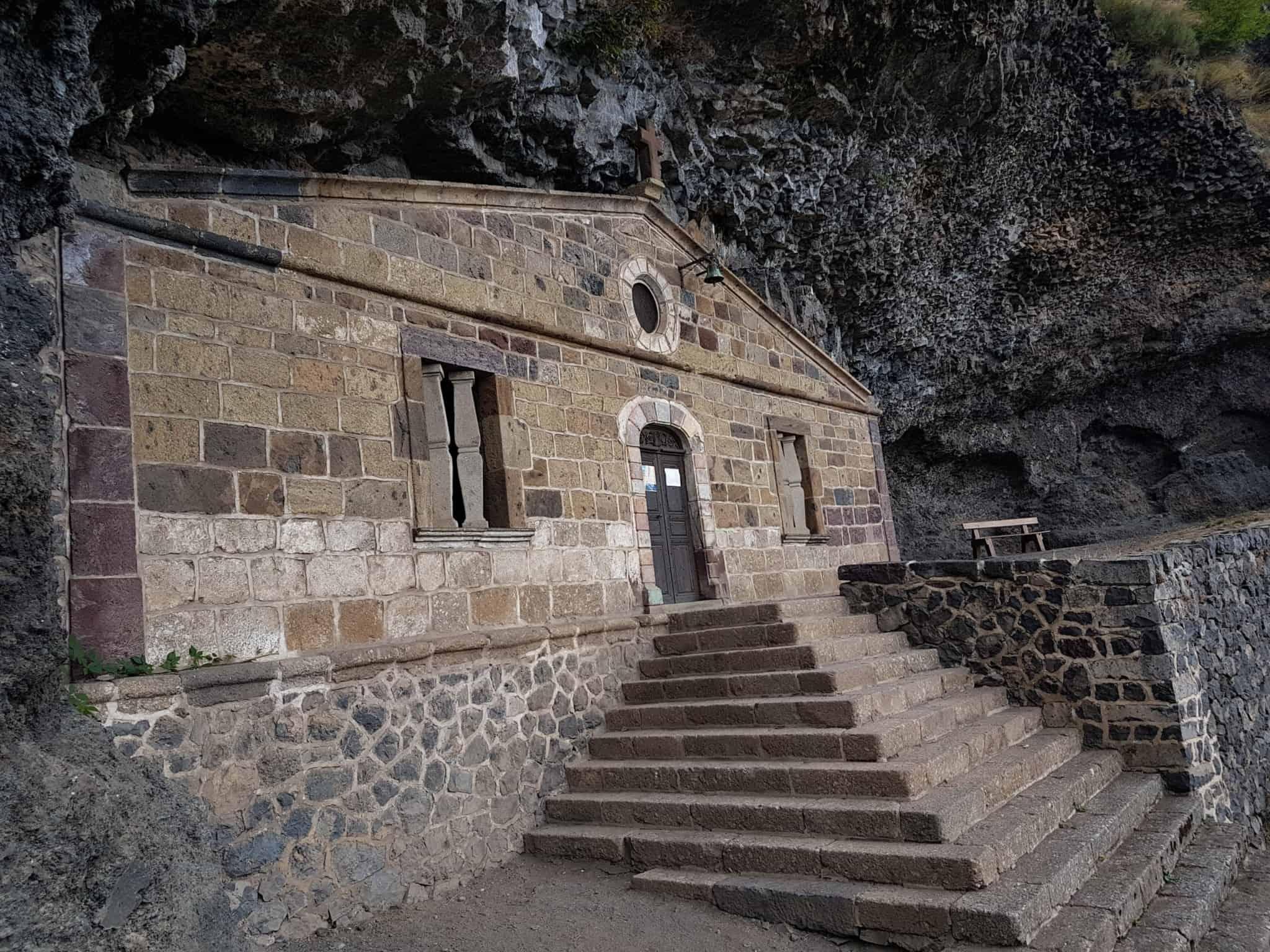 Chemin de Compostelle, au sommet de la Tour des Anglais de Saugues 🏰 3