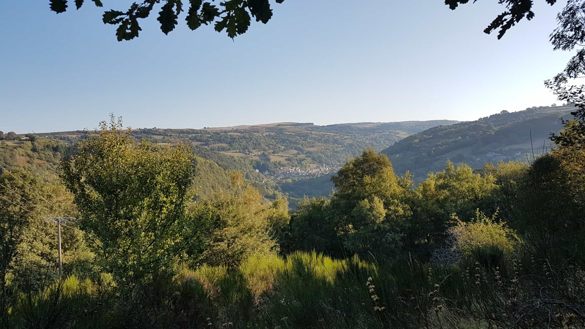 Chemin de Compostelle, on dort dans le couvent de Saint Côme-d'Olt ⛪ 26