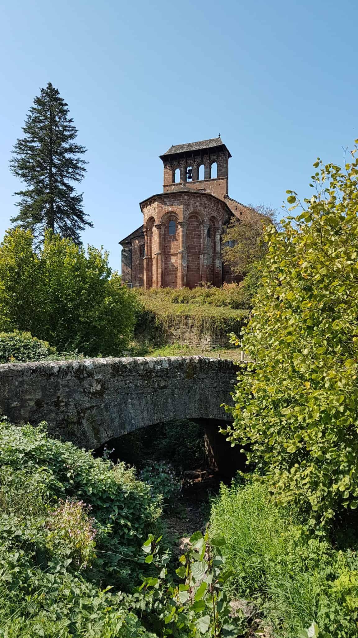 Chemin de Compostelle, une arrivée en beauté à Espalion 🏰 10