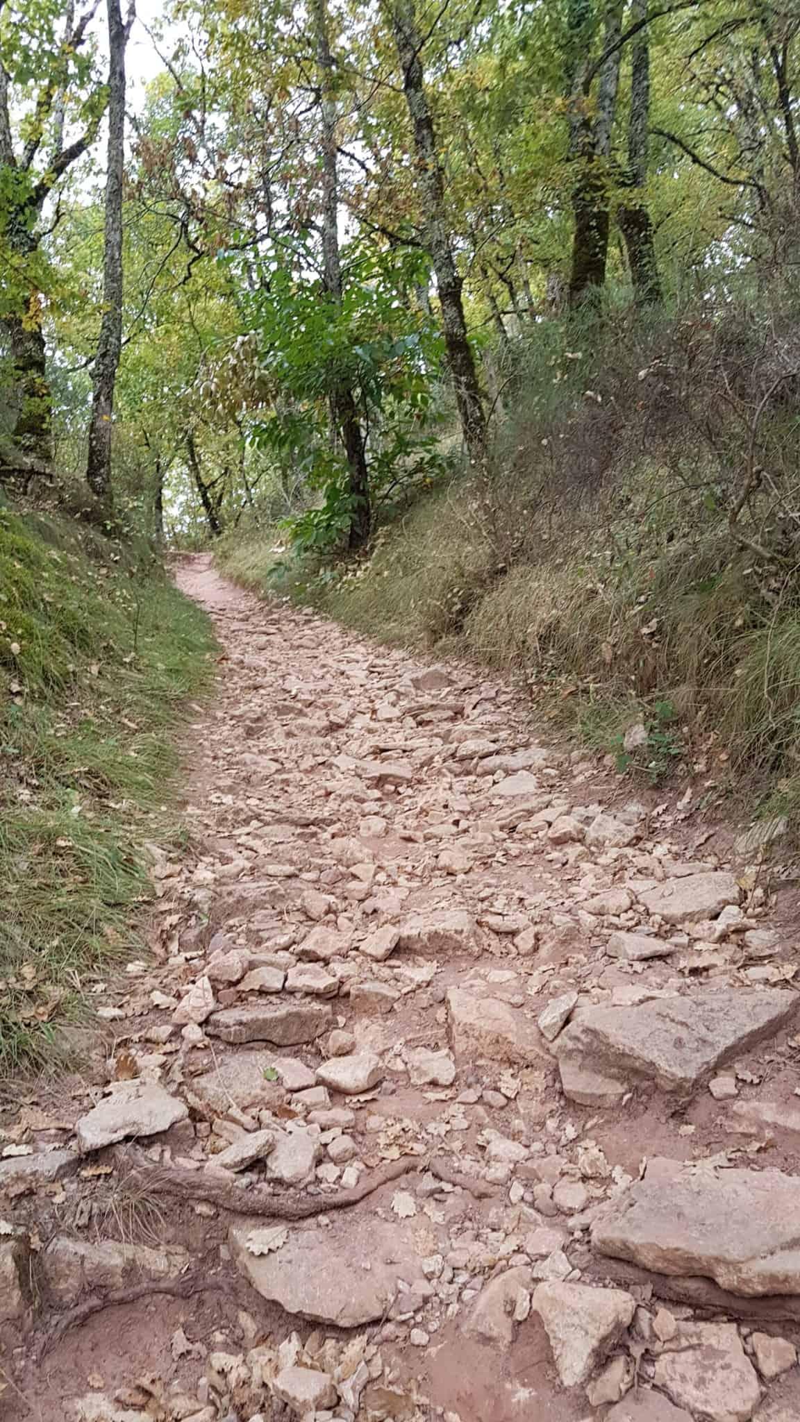 Chemin de Compostelle, on visite le charmant village d'Estaing 🌺 16