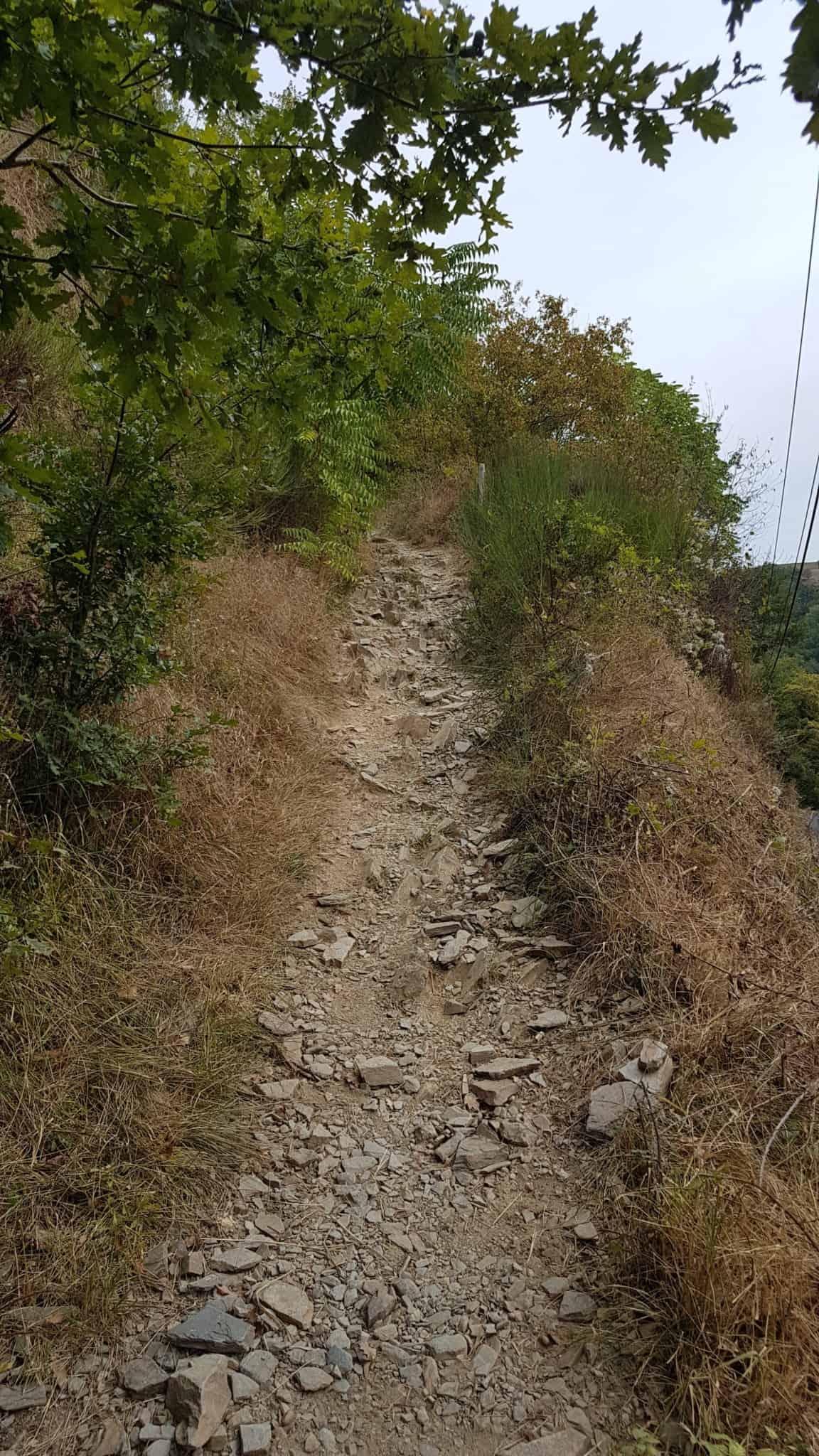 Chemin de Compostelle, on visite le charmant village d'Estaing 🌺 22