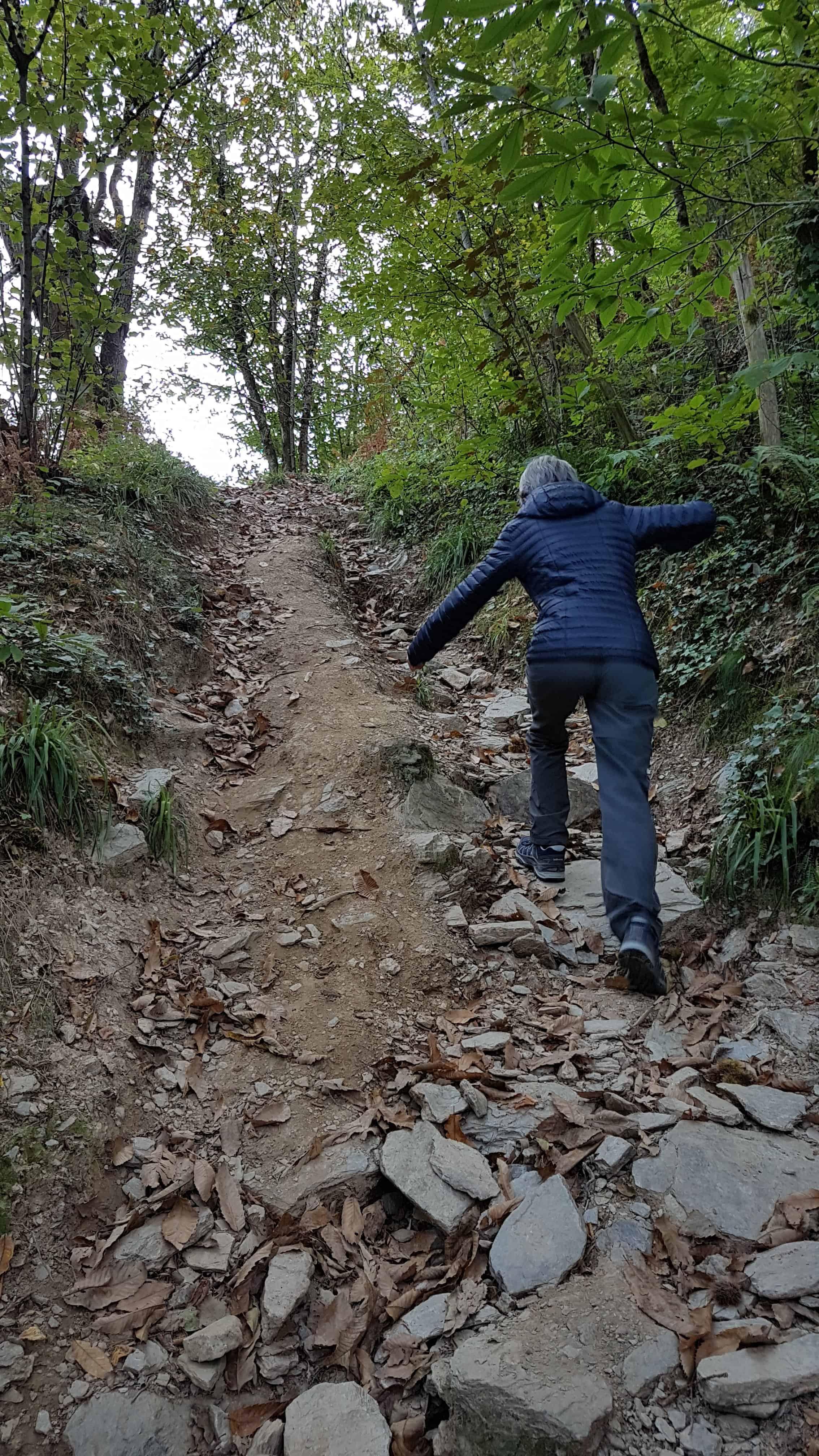 Chemin de Compostelle, une journée de découverte de Conques 🌞 10