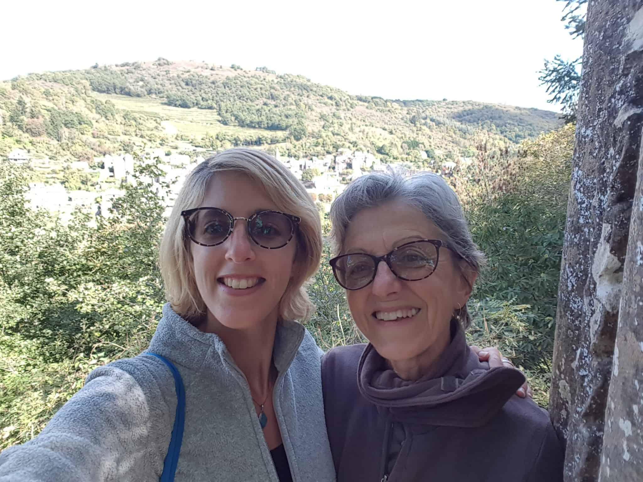 Chemin de Compostelle, une journée de découverte de Conques 🌞 16