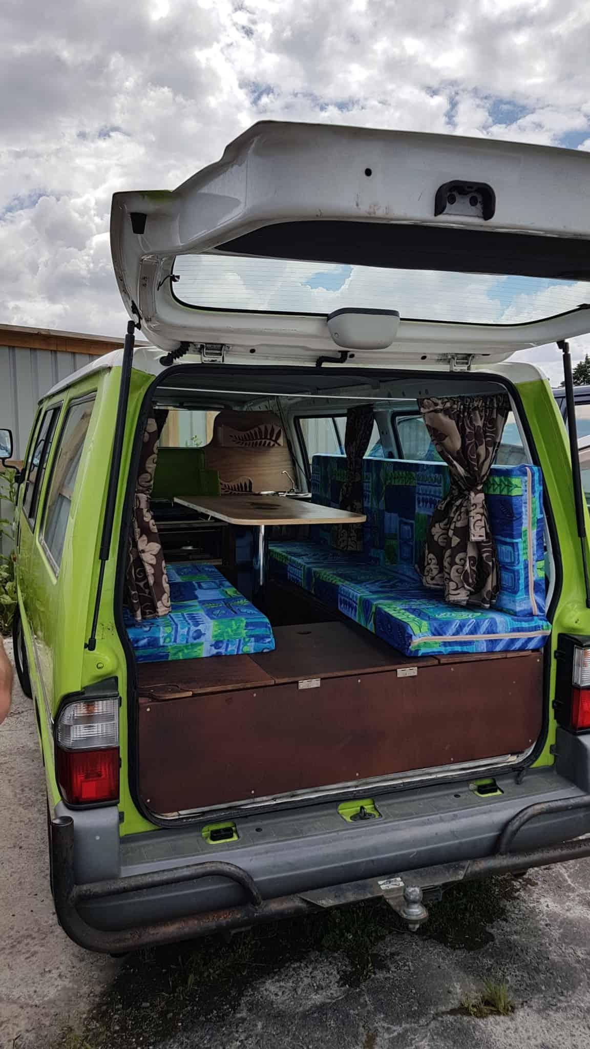 Nouvelle-Zélande, on récupère notre campervan 🚍 1