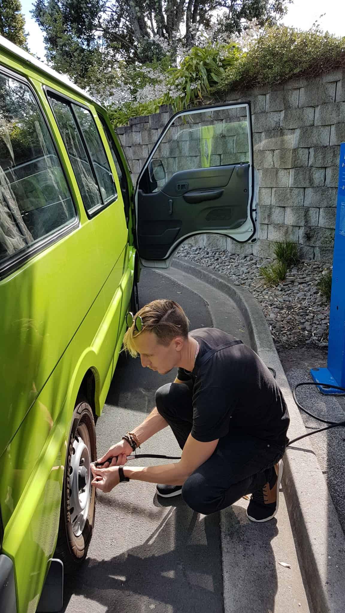 Nouvelle-Zélande, on récupère notre campervan 🚍 7