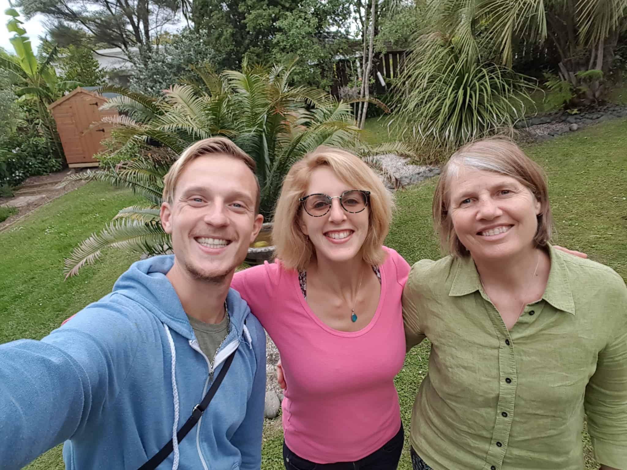 Nouvelle-Zélande, une semaine de HelpX chez Angela la gourou 🧙♀️ 9