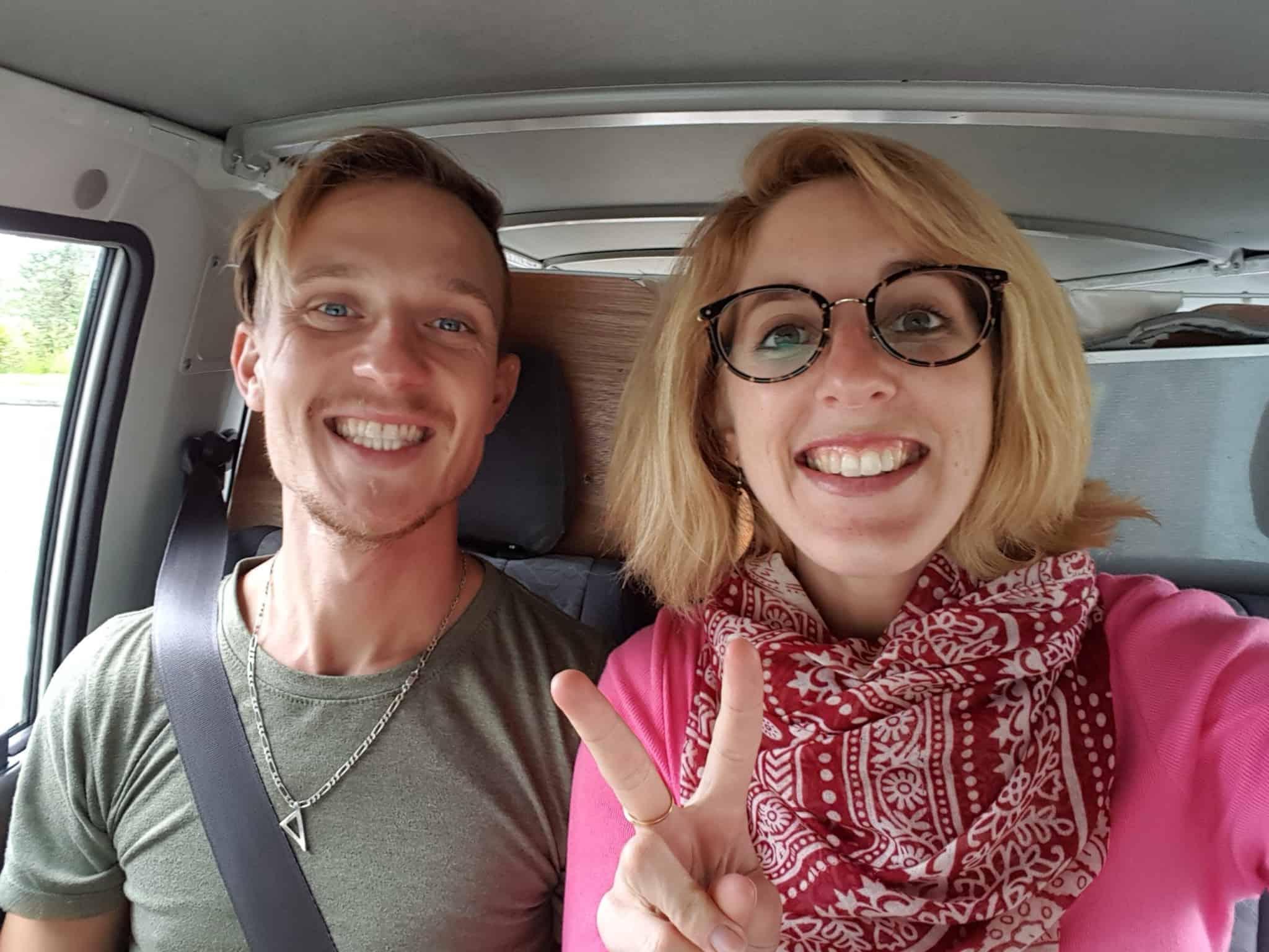 Nouvelle-Zélande, on prend enfin la route avec notre van ! 🚀 2