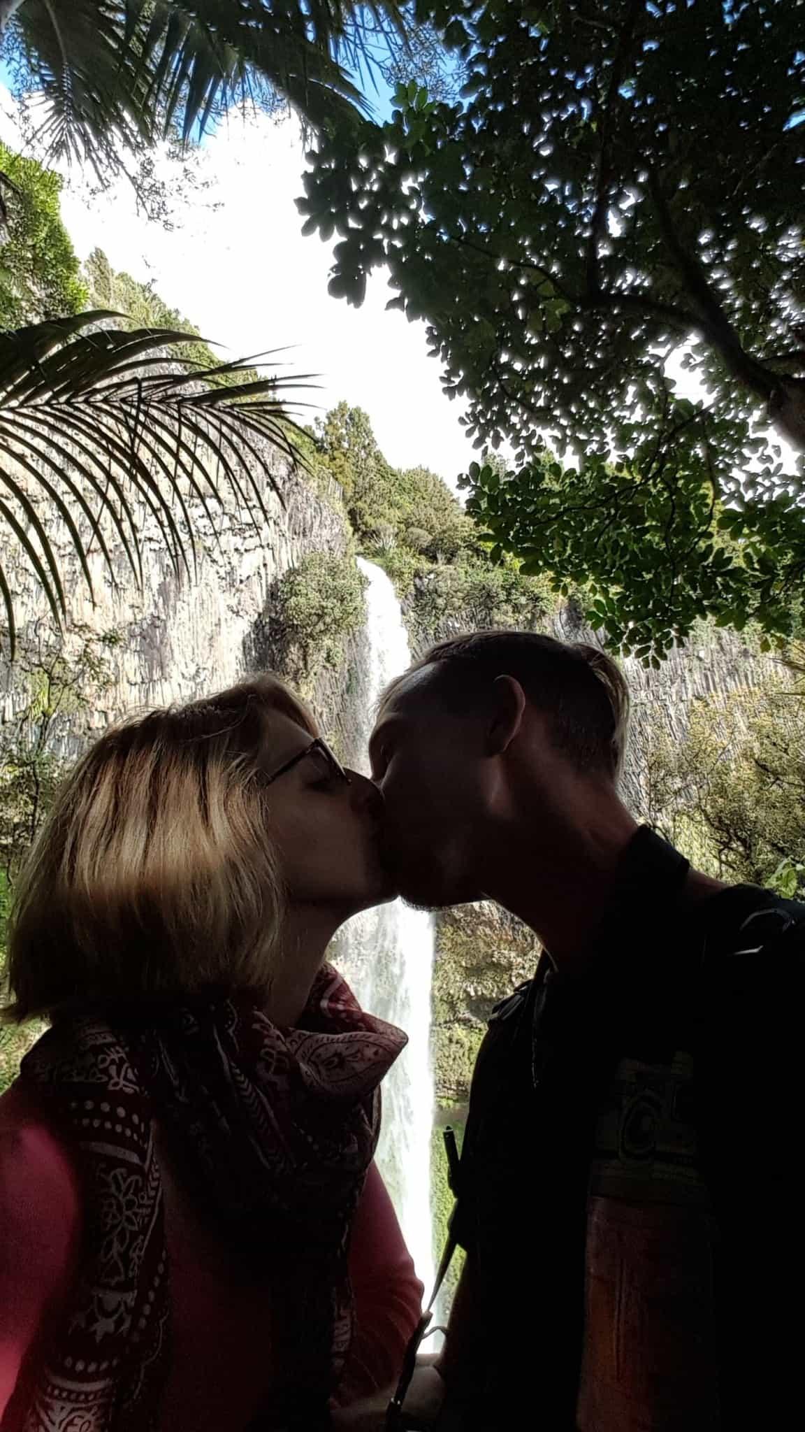 Nouvelle-Zélande, la magnifique cascade de Bridal Veil Falls 💧 14