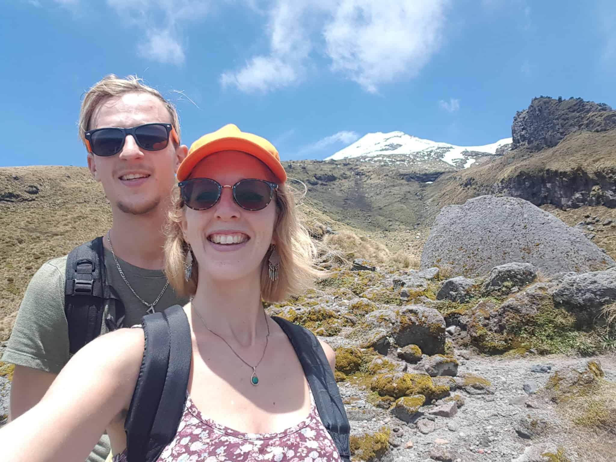Nouvelle-Zélande, rando Holly Hut Track avec vue sur le Mont Taranaki ❤ 10