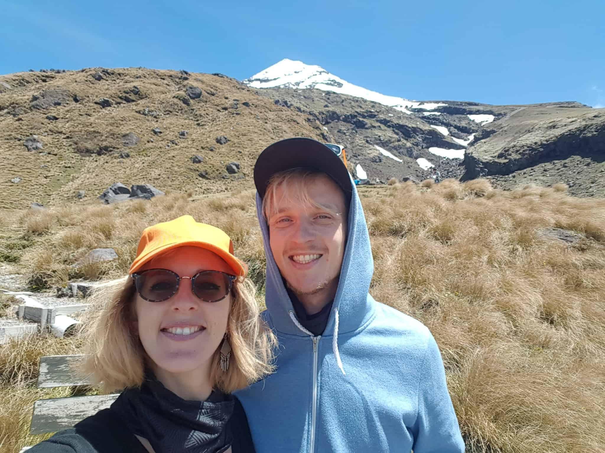 Nouvelle-Zélande, rando Holly Hut Track avec vue sur le Mont Taranaki ❤ 14