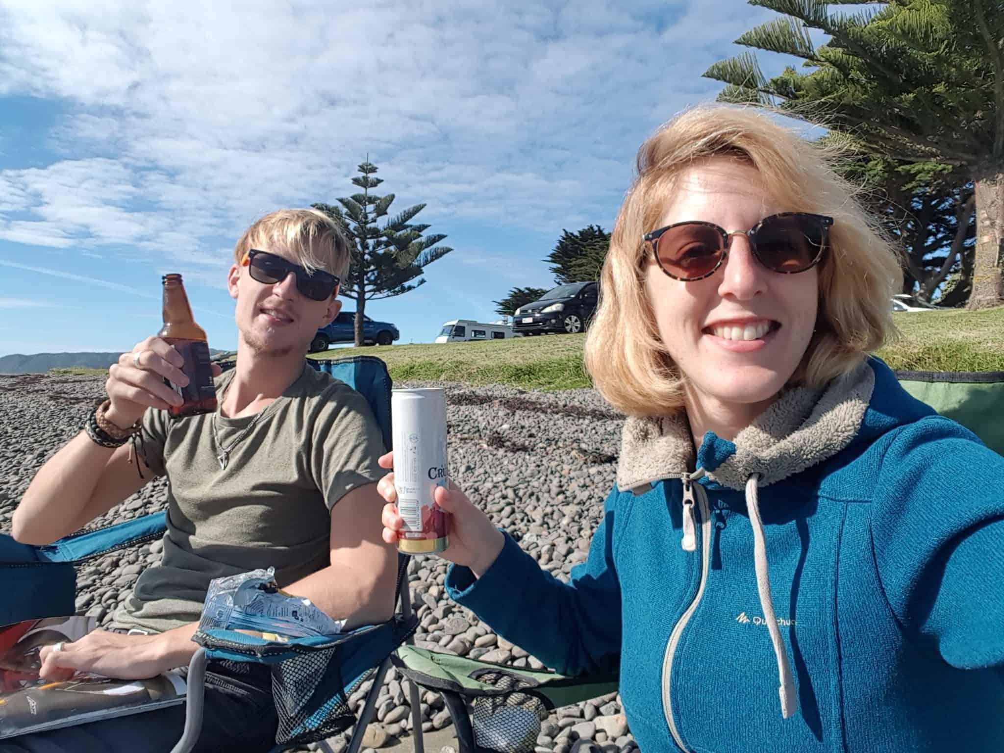 Nouvelle-Zélande, notre arrivée dans la capitale 🏬 5