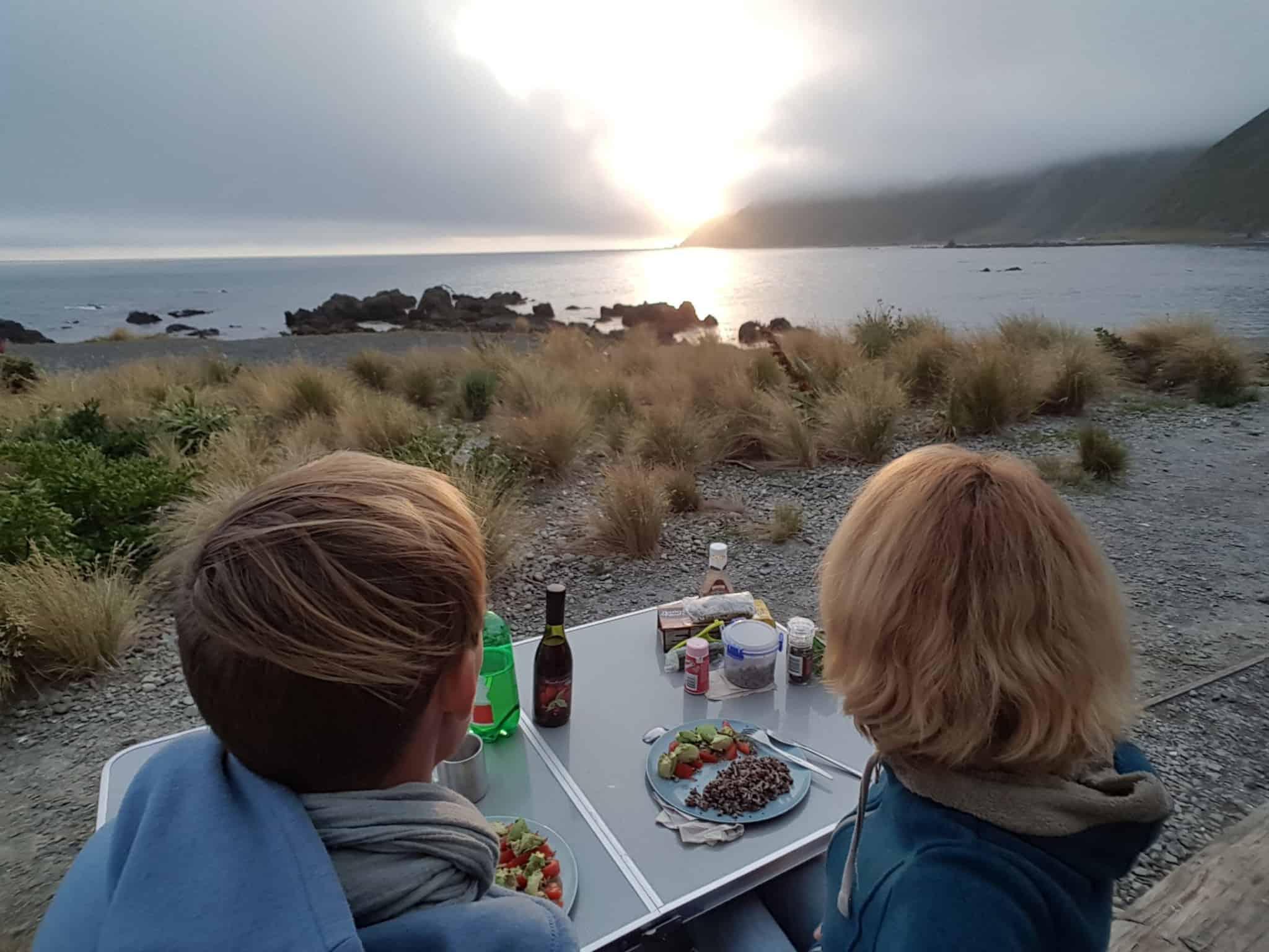 Nouvelle-Zélande, notre arrivée dans la capitale 🏬 16
